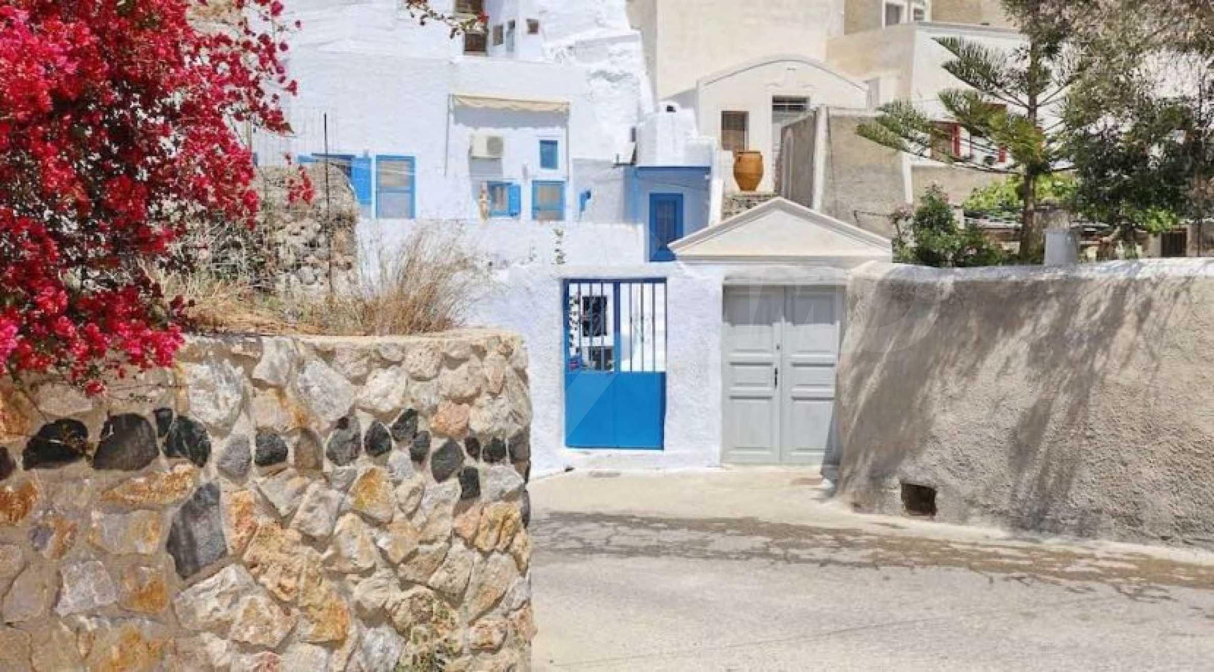 Екзотичен имот във Вотонас, остров Санторини 19