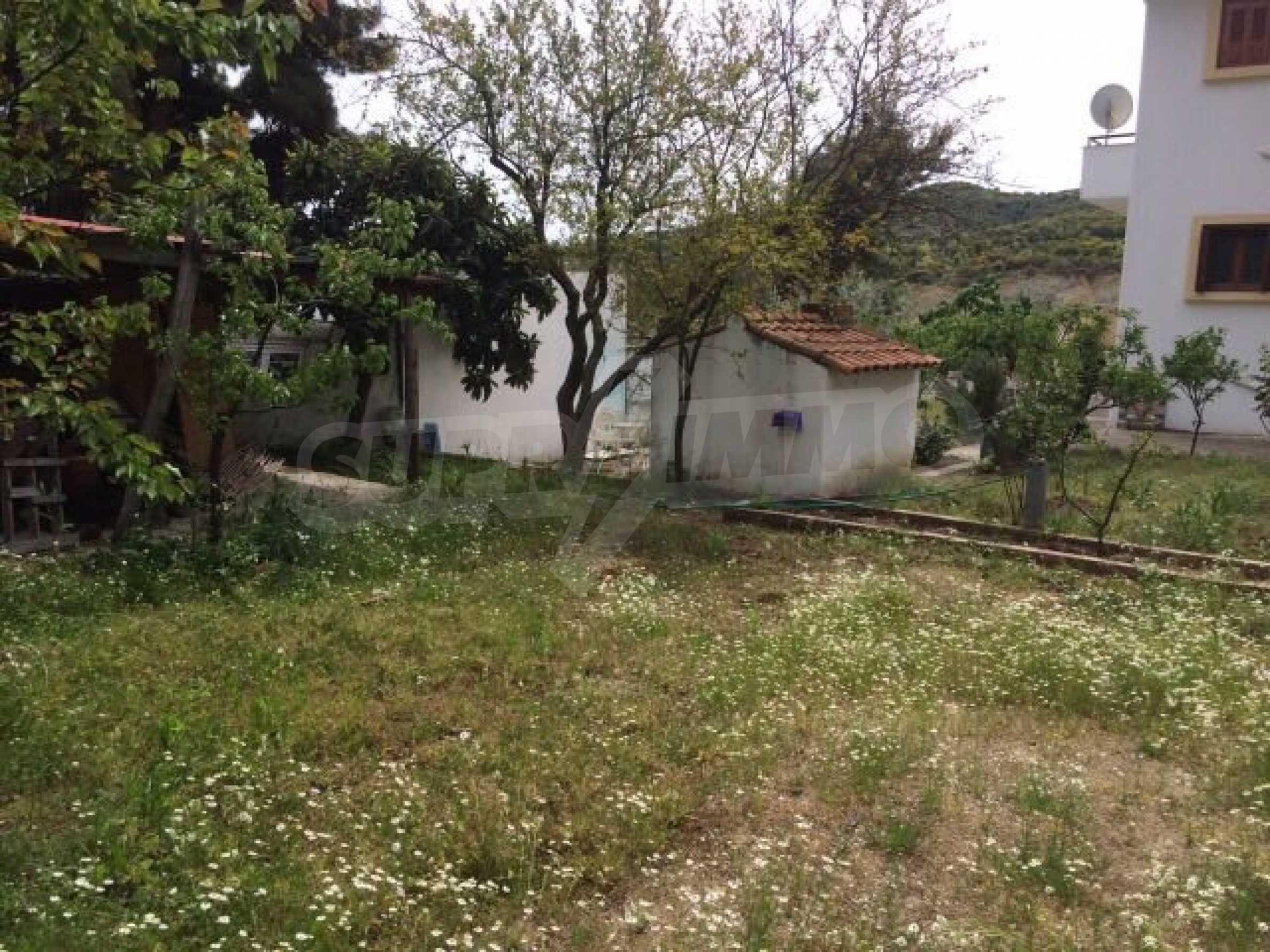 Къща с прекрасна планинска гледка в Елеохори 2