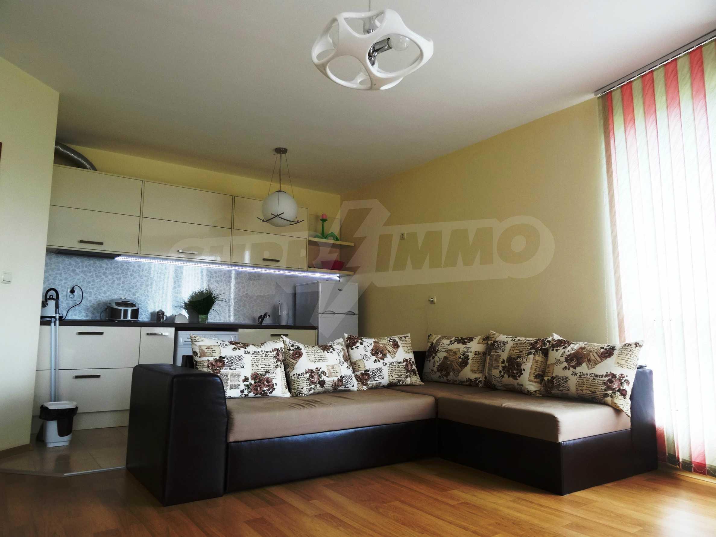 Апартамент Голдън Амос под наем