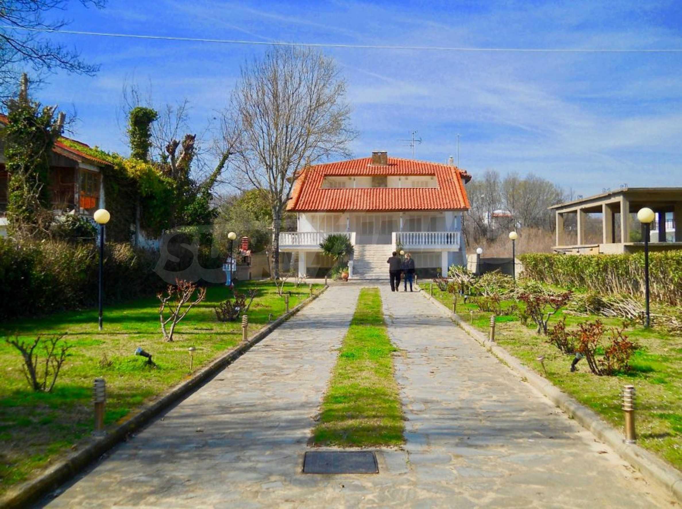 Къща първа линия в Паралия Авдира 28