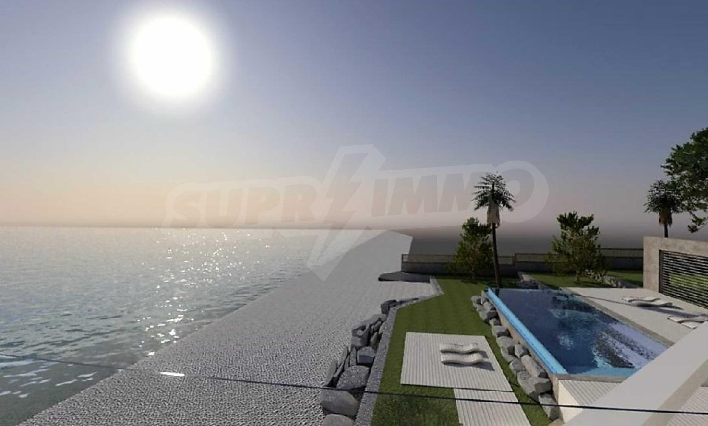 Елитна къща с ексклузивен достъп до плаж 20