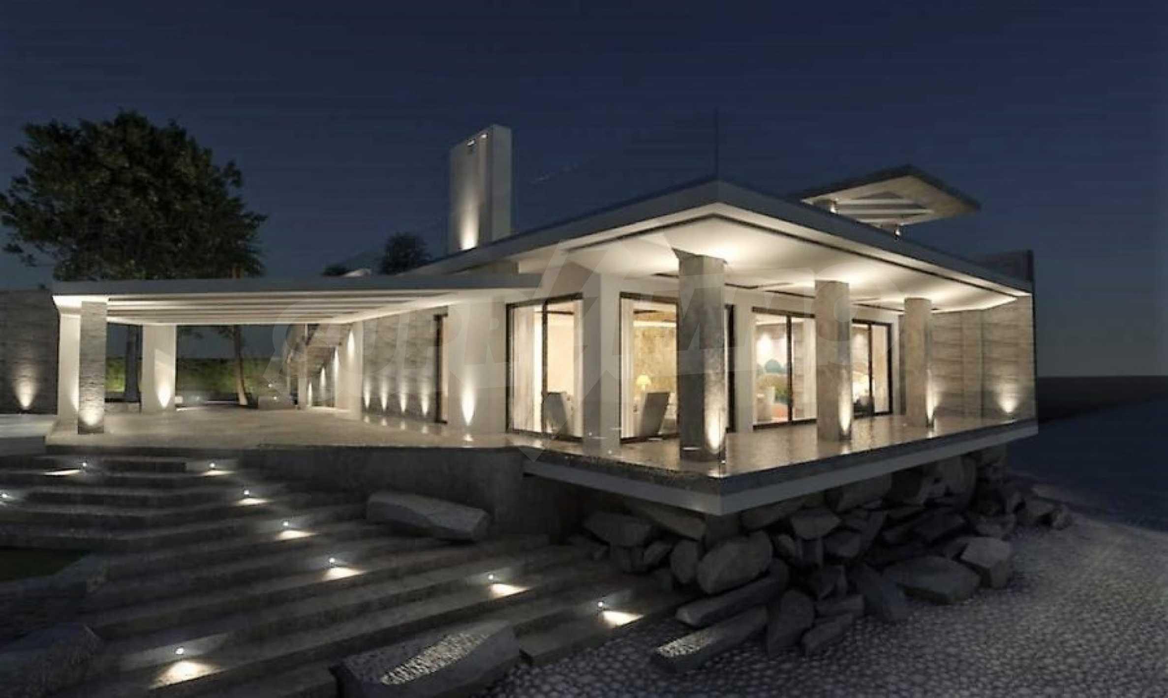 Елитна къща с ексклузивен достъп до плаж 22