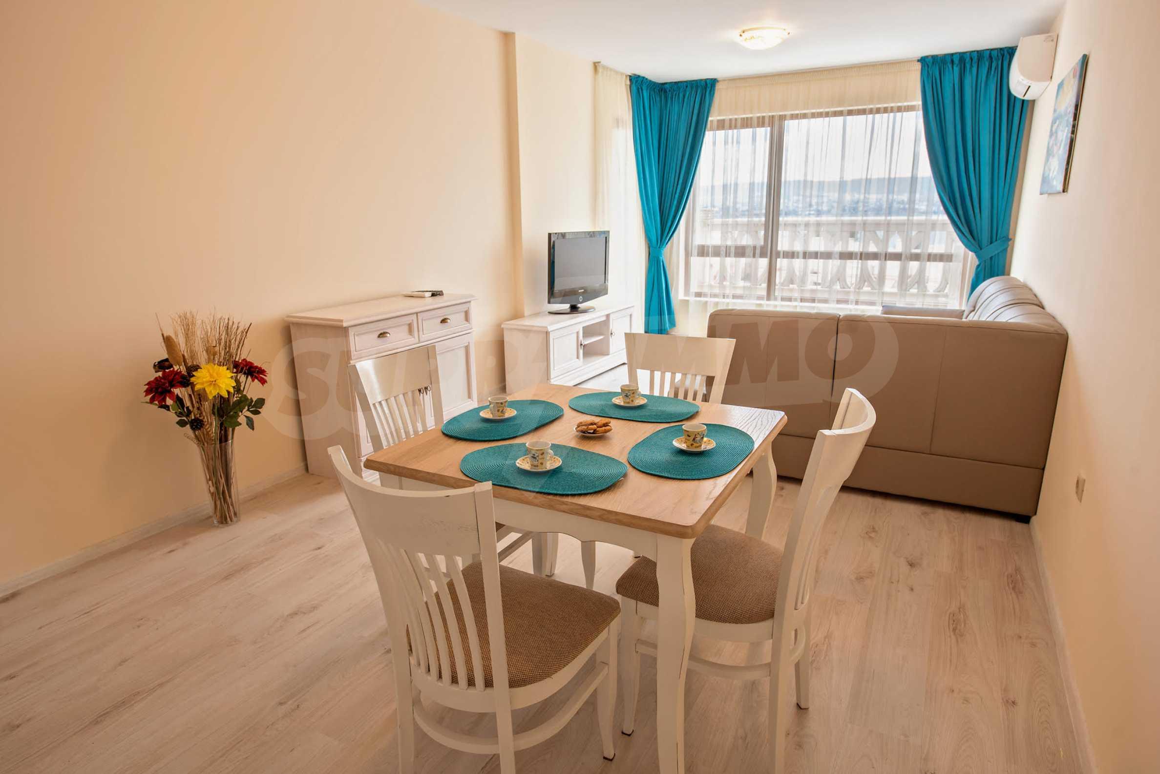 Двустаен апартамент във Варна Саут Бей / Varna South Bay 1