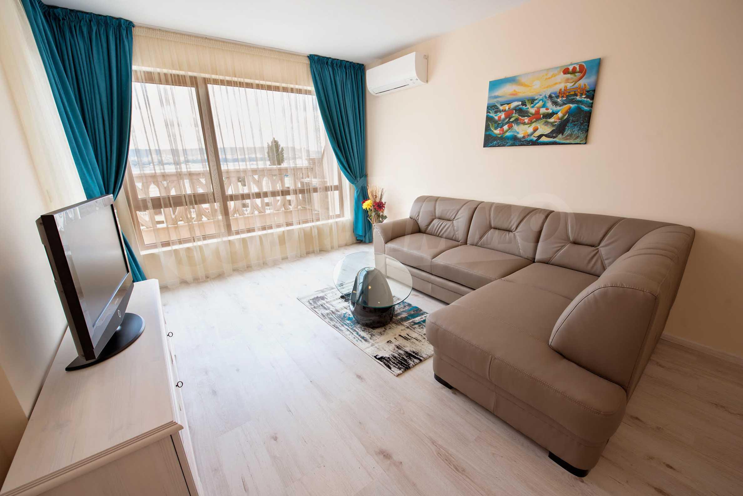 Двустаен апартамент във Варна Саут Бей / Varna South Bay 3