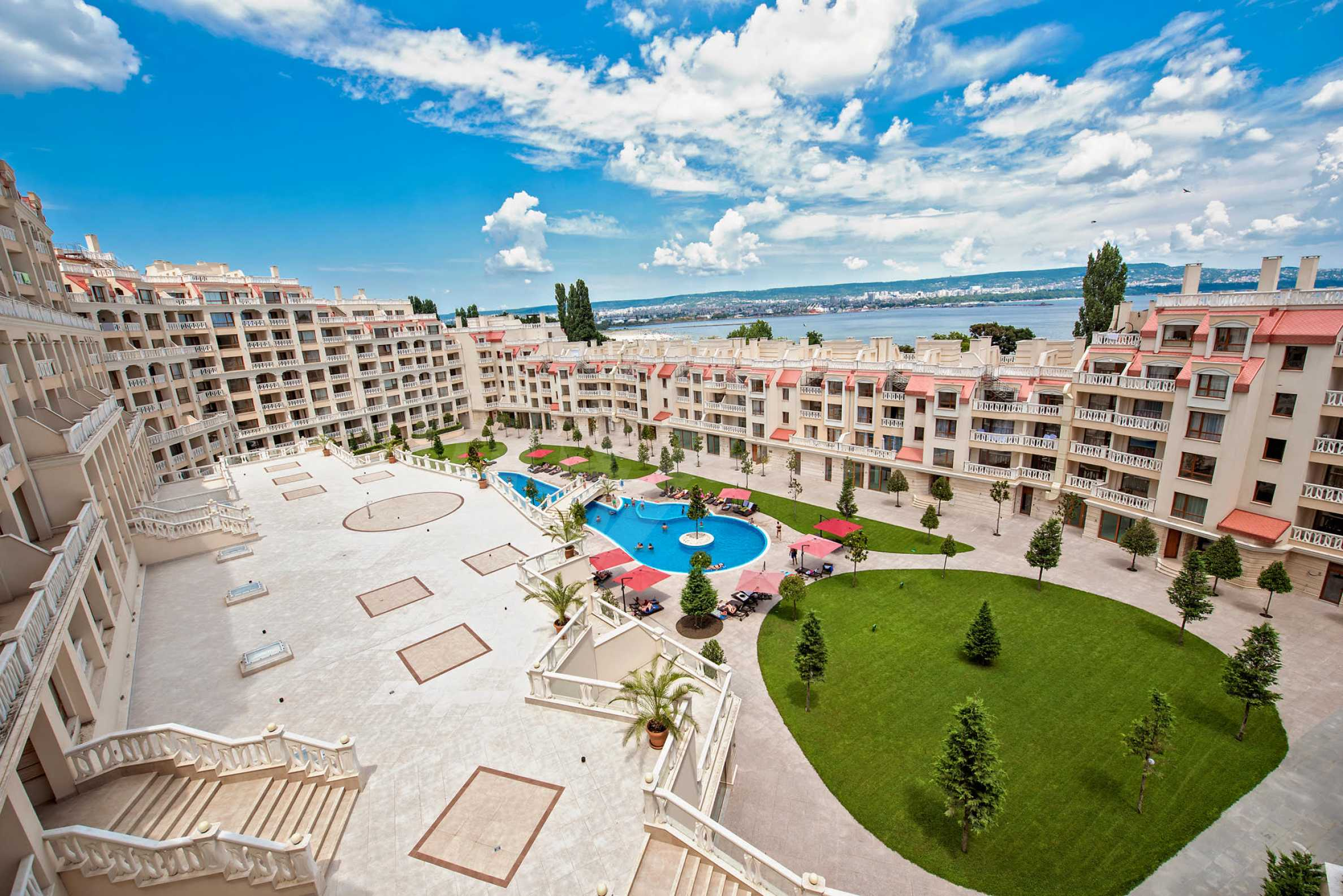Двустаен апартамент във Варна Саут Бей / Varna South Bay 6