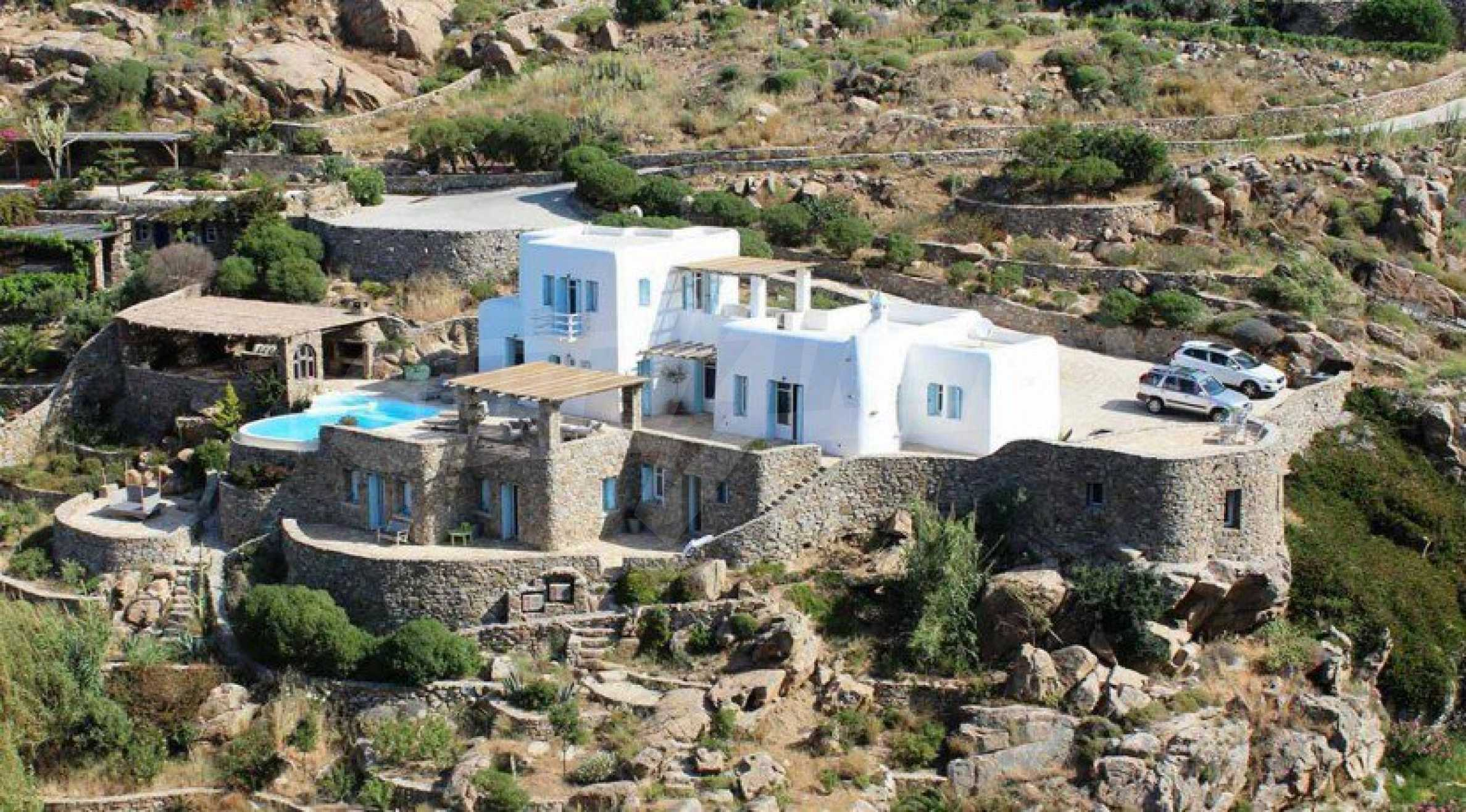 Неповторимост и допир до Рая на остров Миконос