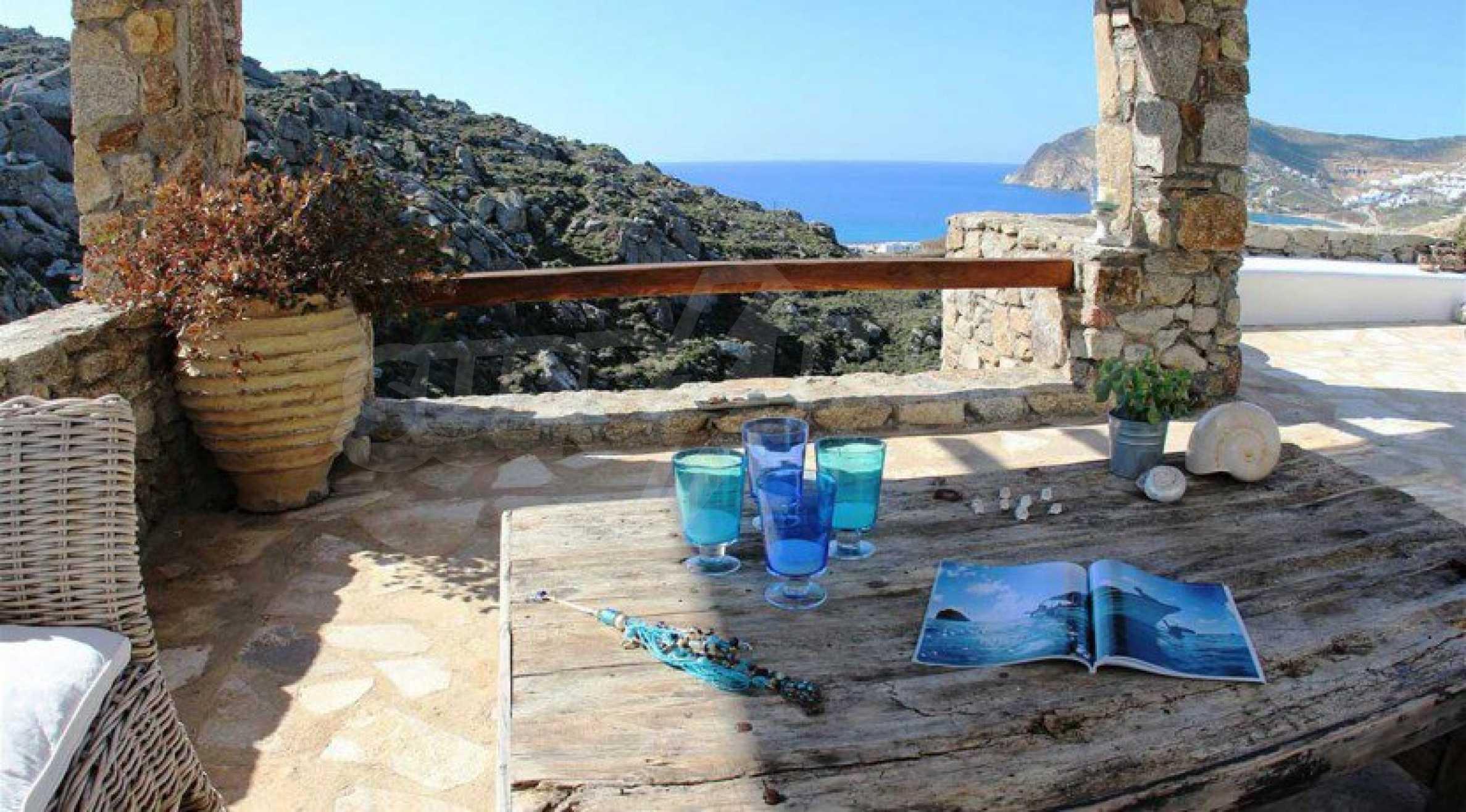 Неповторимост и допир до Рая на остров Миконос 3