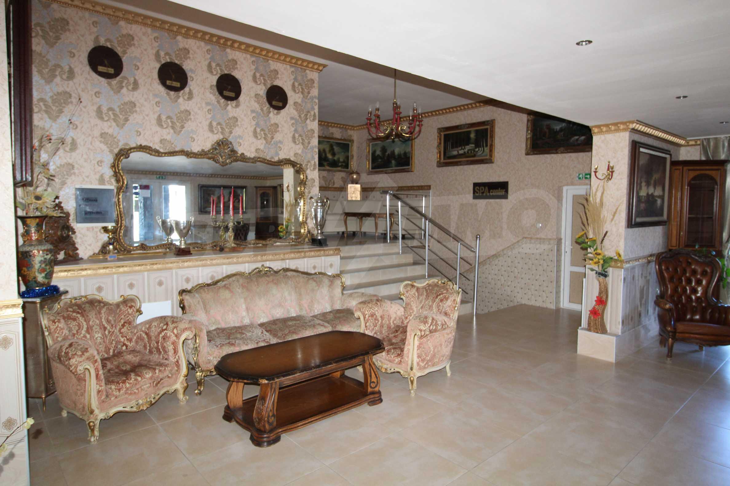 Удобен апартамент в комплекс от затворен тип, гр. Банско 9