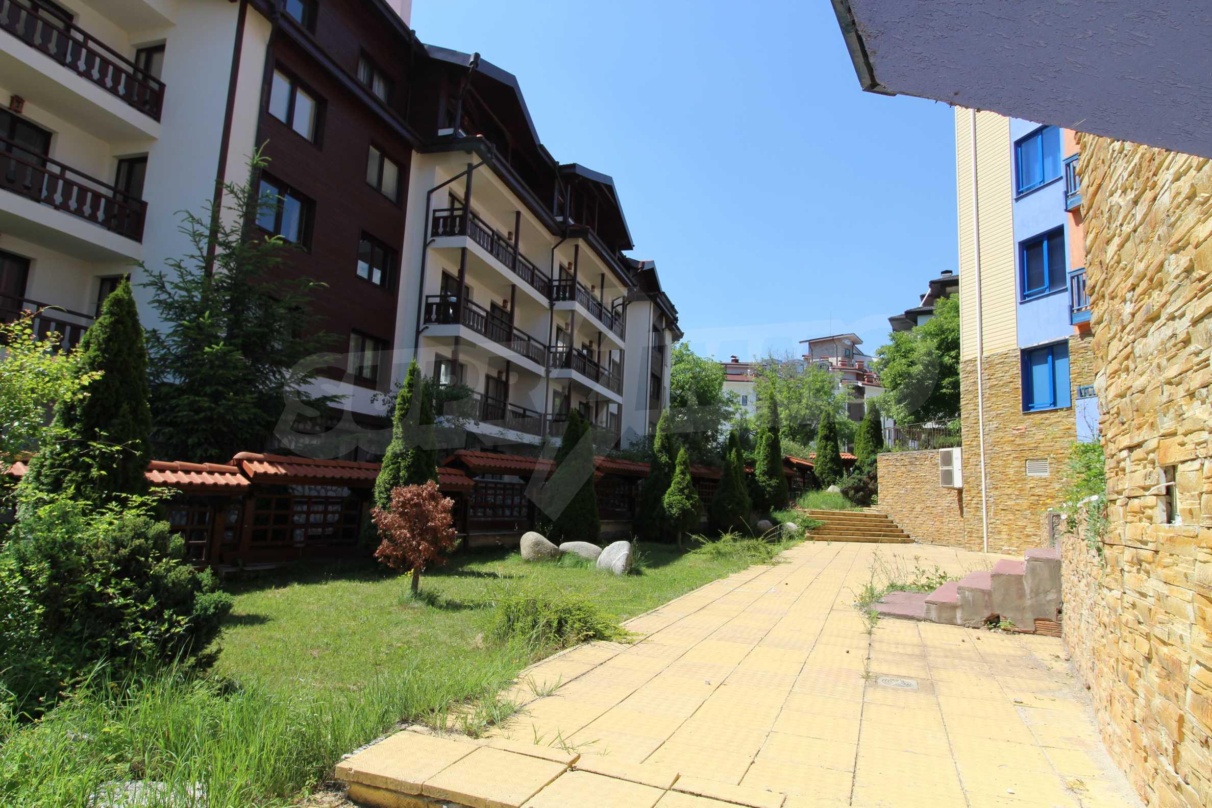 Удобен апартамент в комплекс от затворен тип, гр. Банско 6