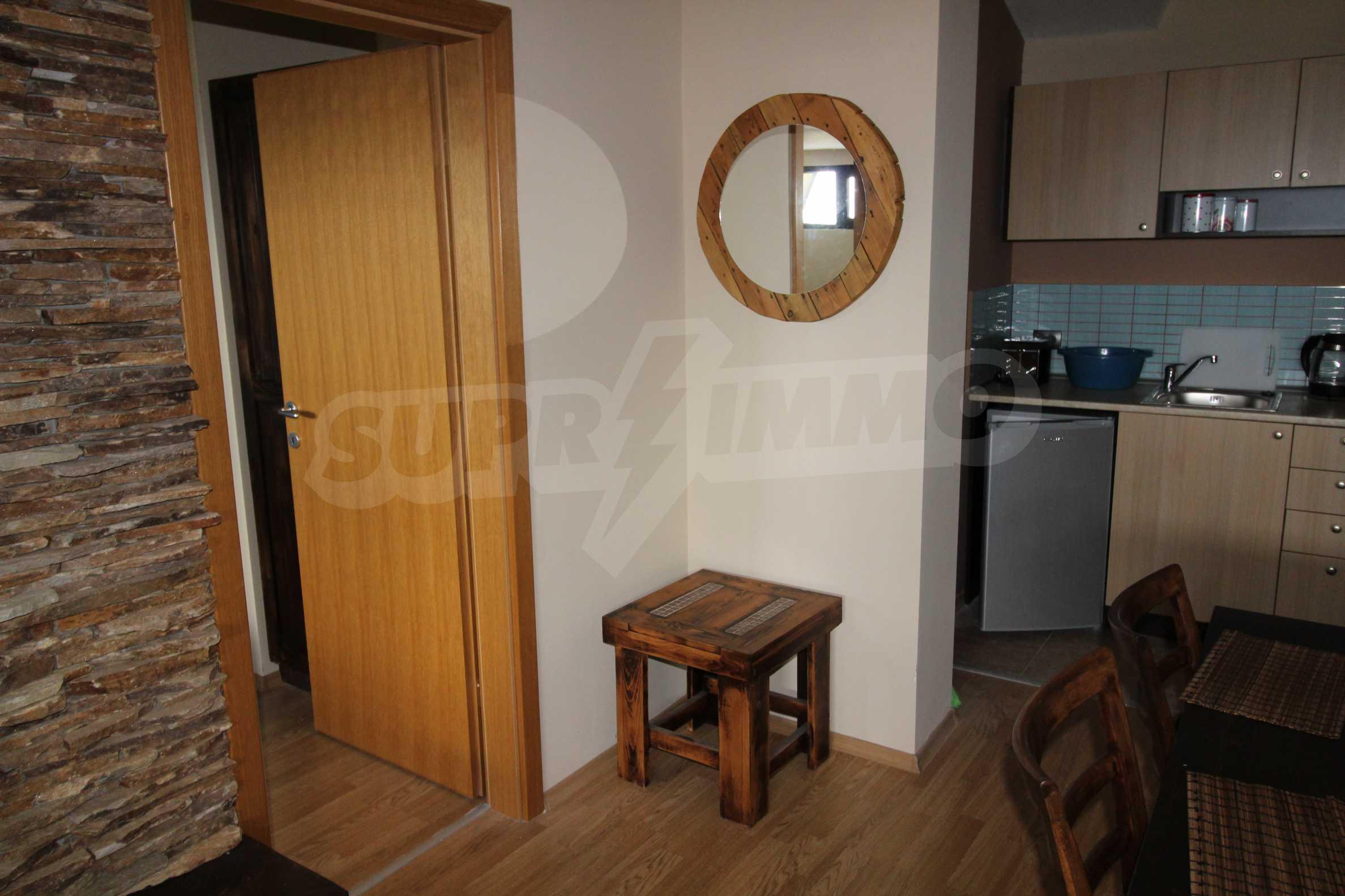Стилен апартамент в близост до ски курорта Банско 10