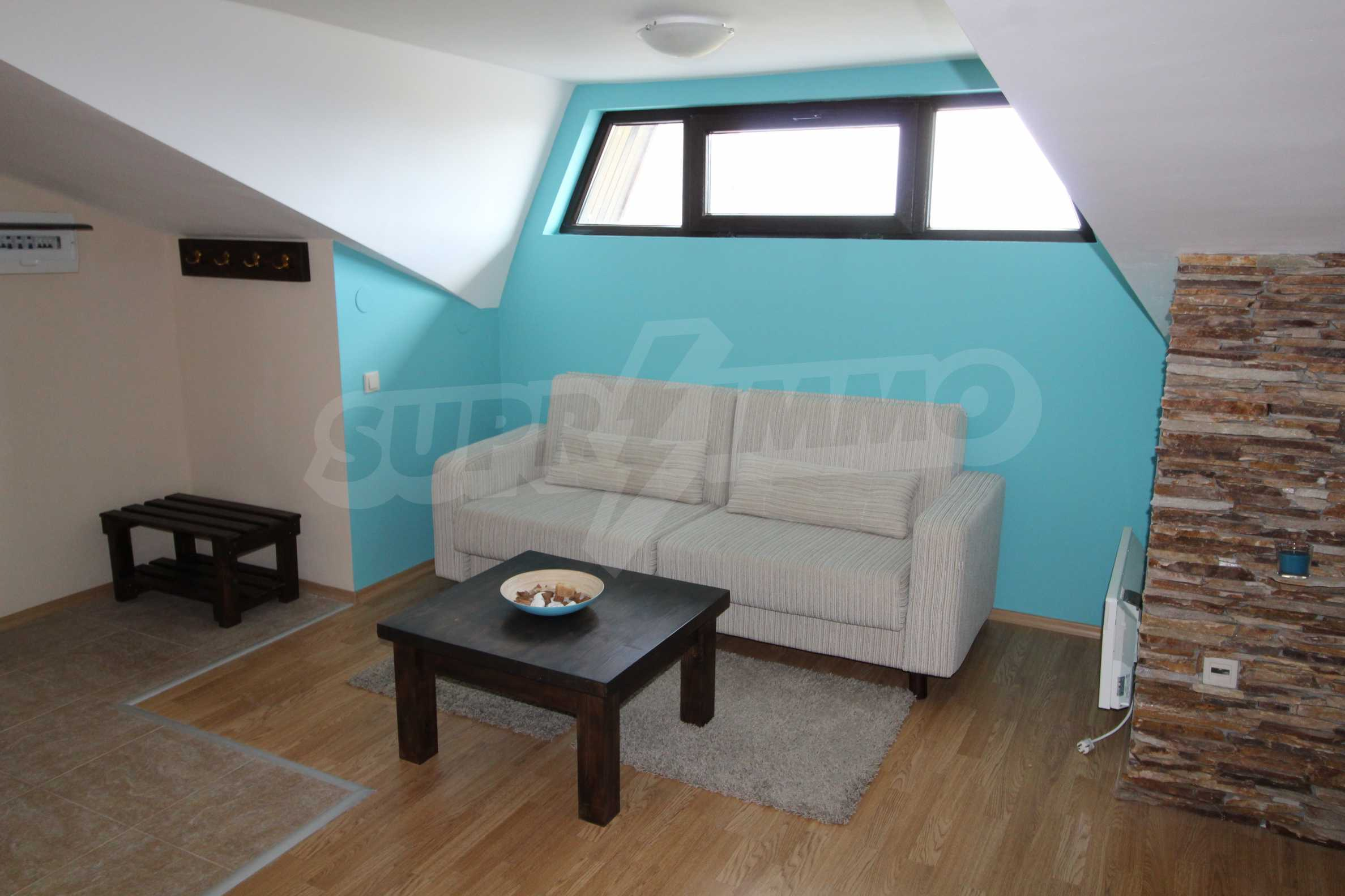 Стилен апартамент в близост до ски курорта Банско 12
