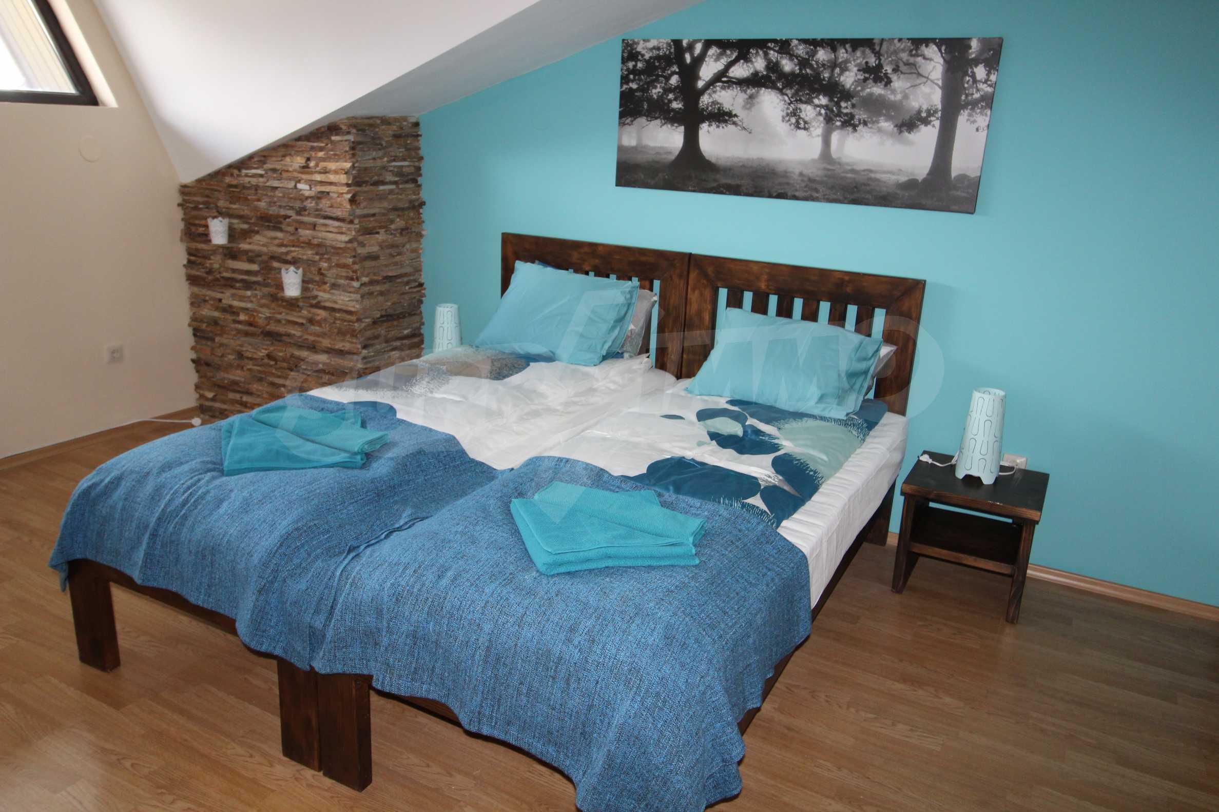 Стилен апартамент в близост до ски курорта Банско 13