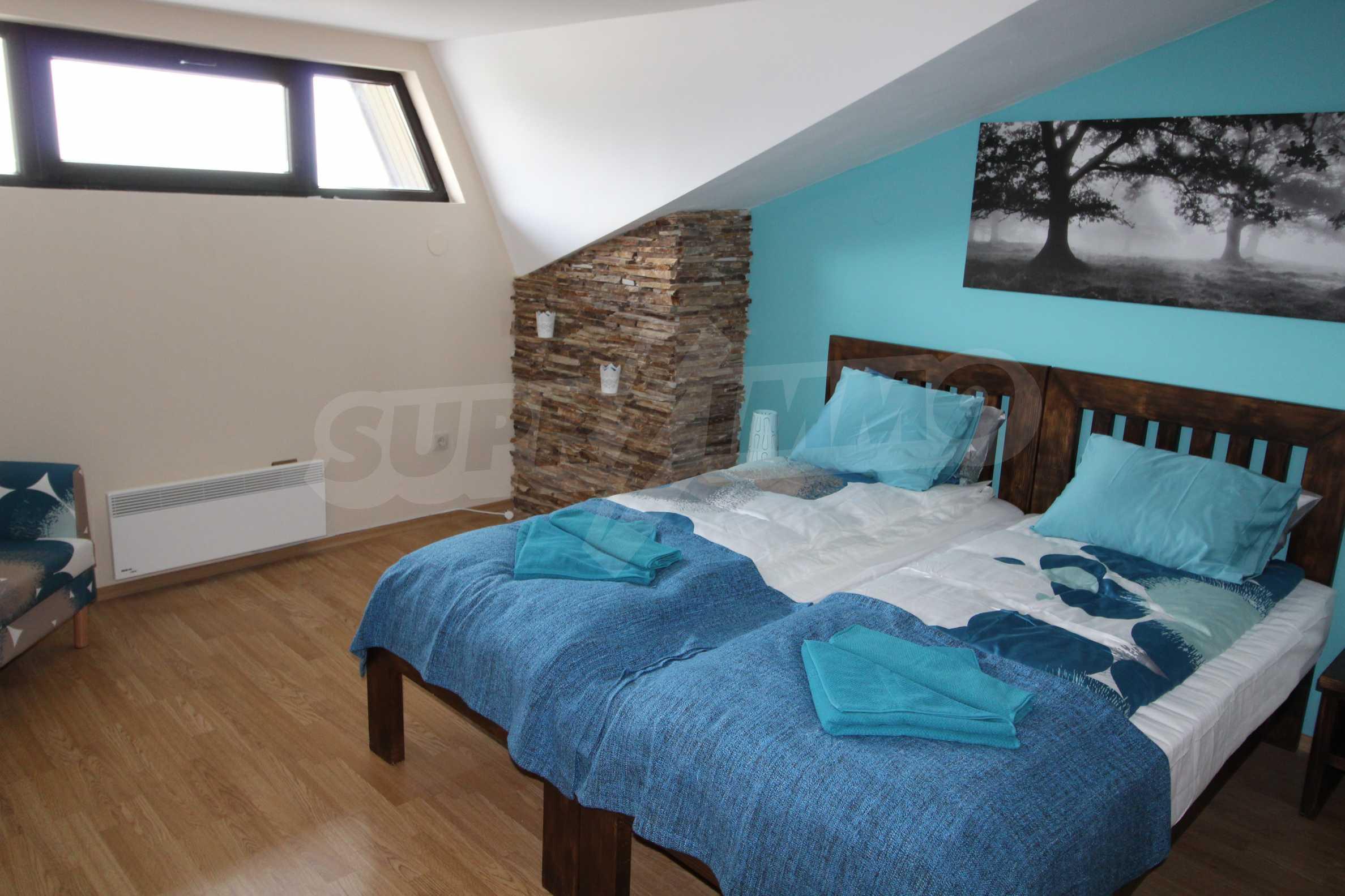 Стилен апартамент в близост до ски курорта Банско 14