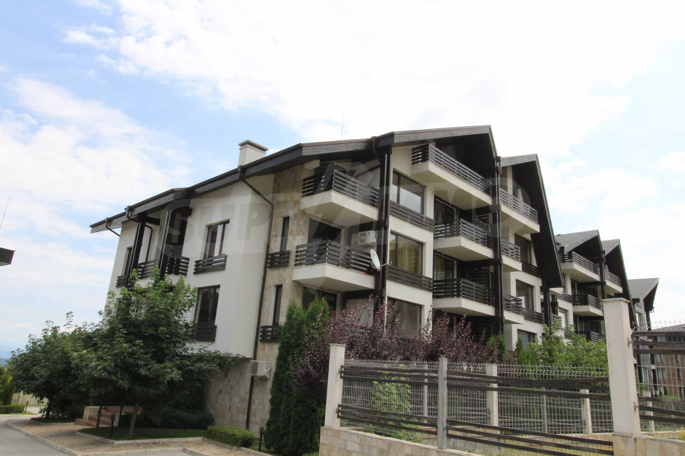 Стилен апартамент в близост до ски курорта Банско 2