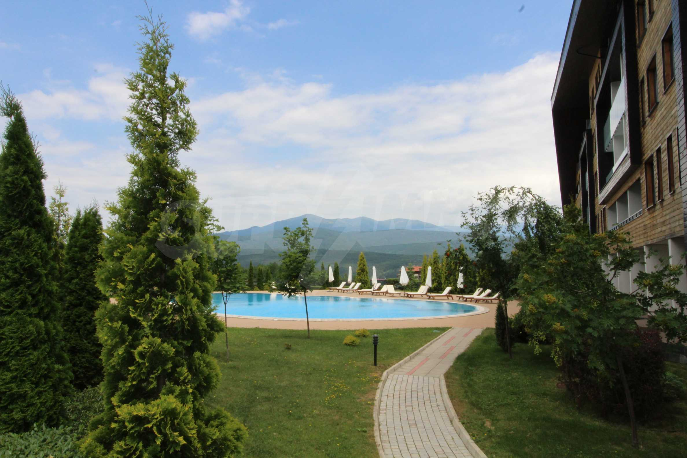 Стилен апартамент в близост до ски курорта Банско 4