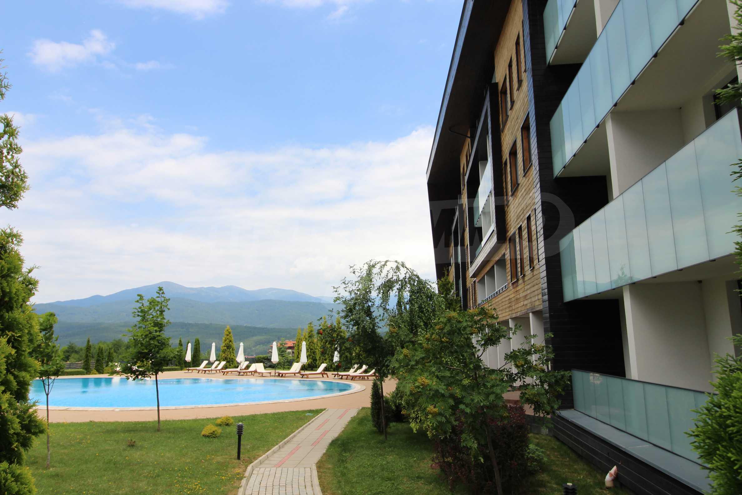 Стилен апартамент в близост до ски курорта Банско 5