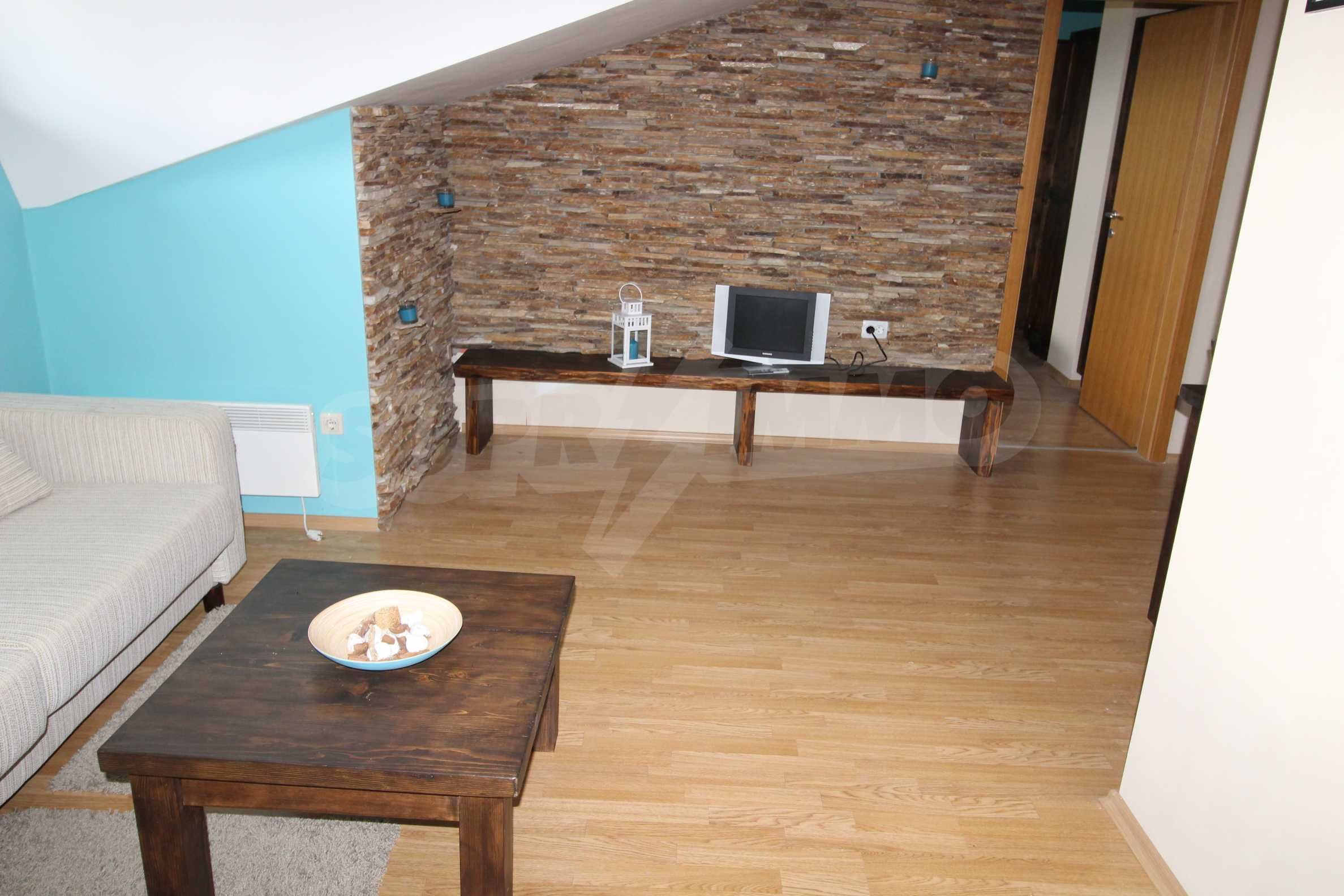 Стилен апартамент в близост до ски курорта Банско 7