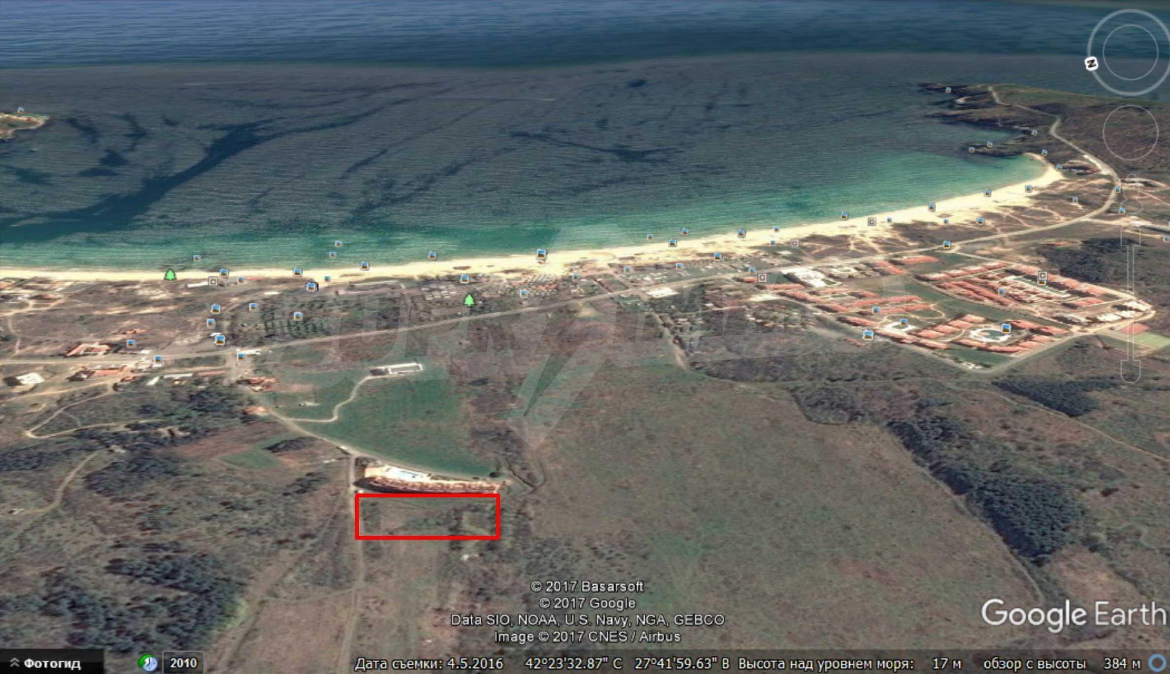 Земя за застрояване в близост до плажа, Созопол 3