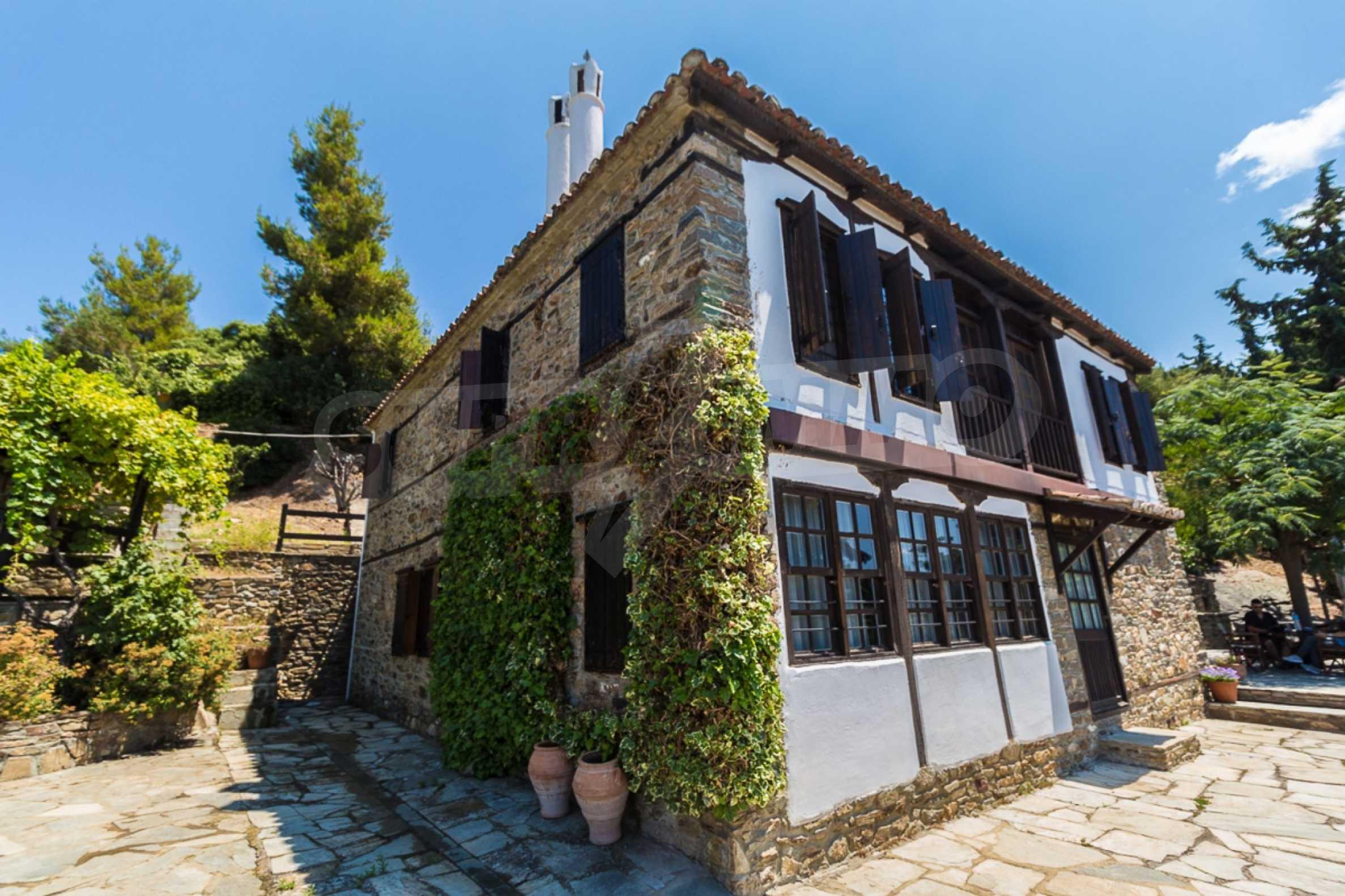 Къща  в  Партенонас 1