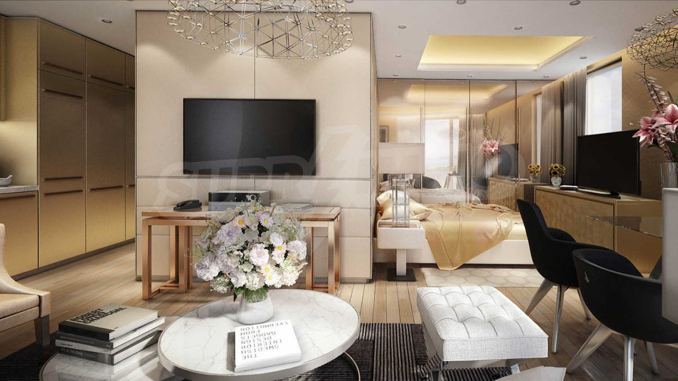 Нова сграда с луксозни апартаменти в гр. Бургас 13