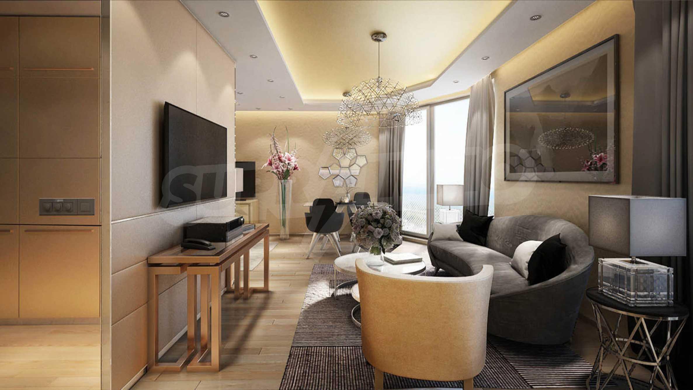 Нова сграда с луксозни апартаменти в гр. Бургас 14