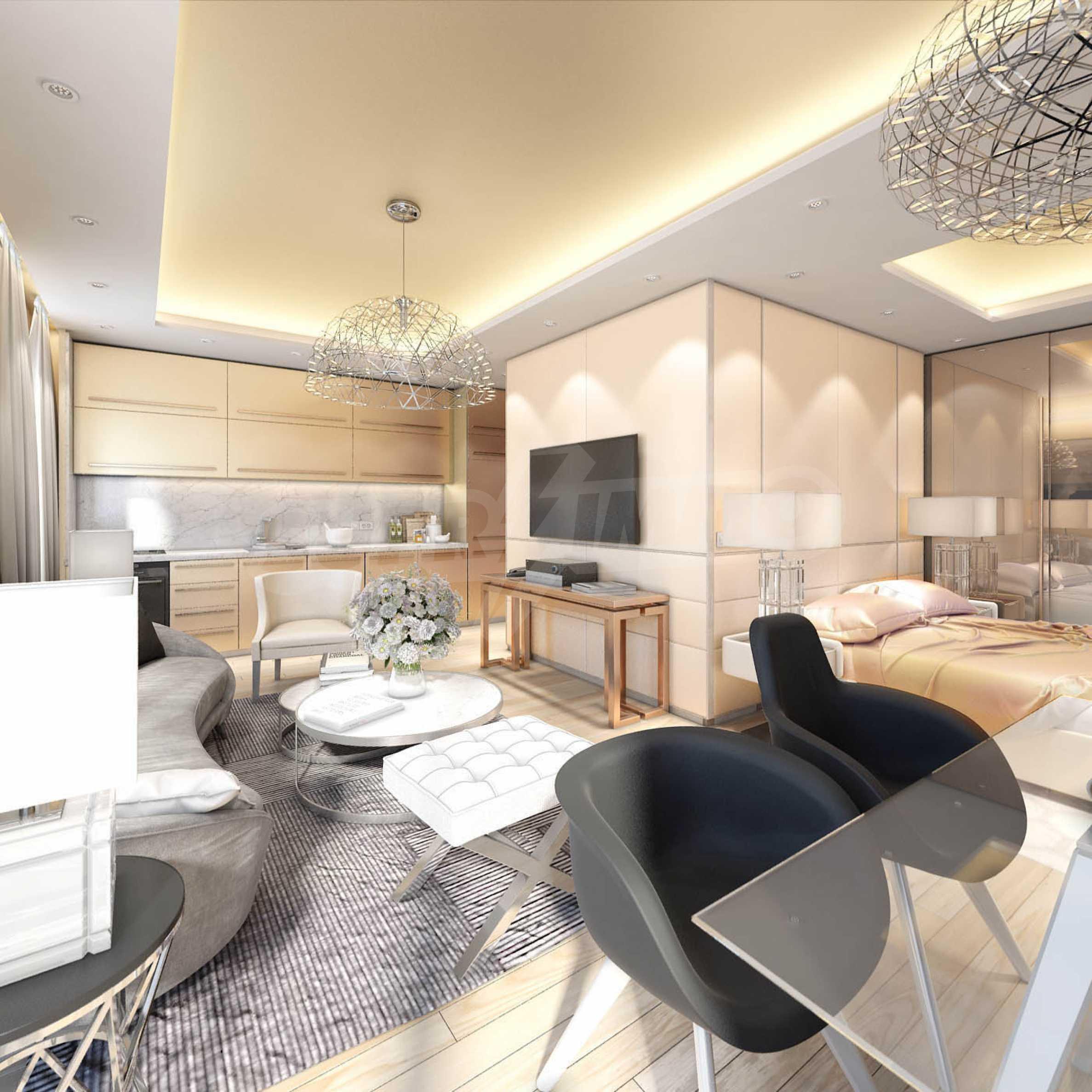 Нова сграда с луксозни апартаменти в гр. Бургас 16