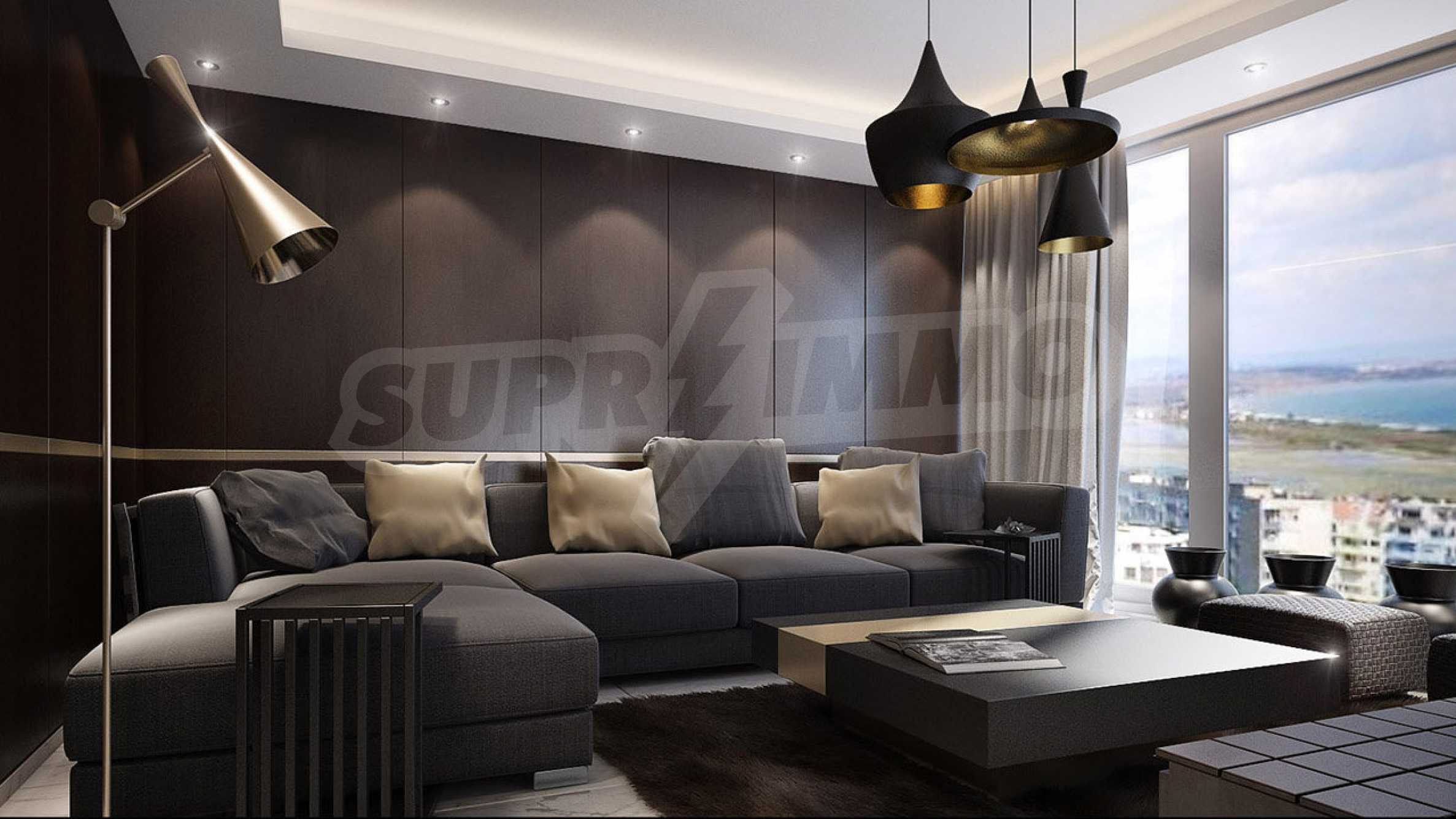 Нова сграда с луксозни апартаменти в гр. Бургас 40