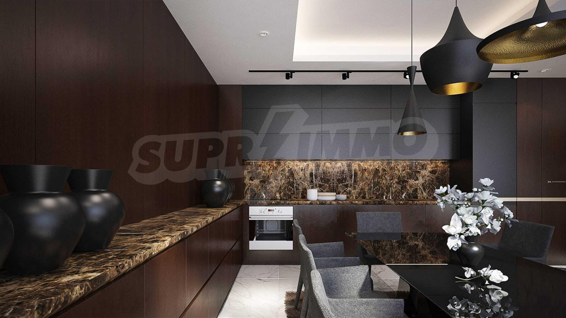 Нова сграда с луксозни апартаменти в гр. Бургас 41