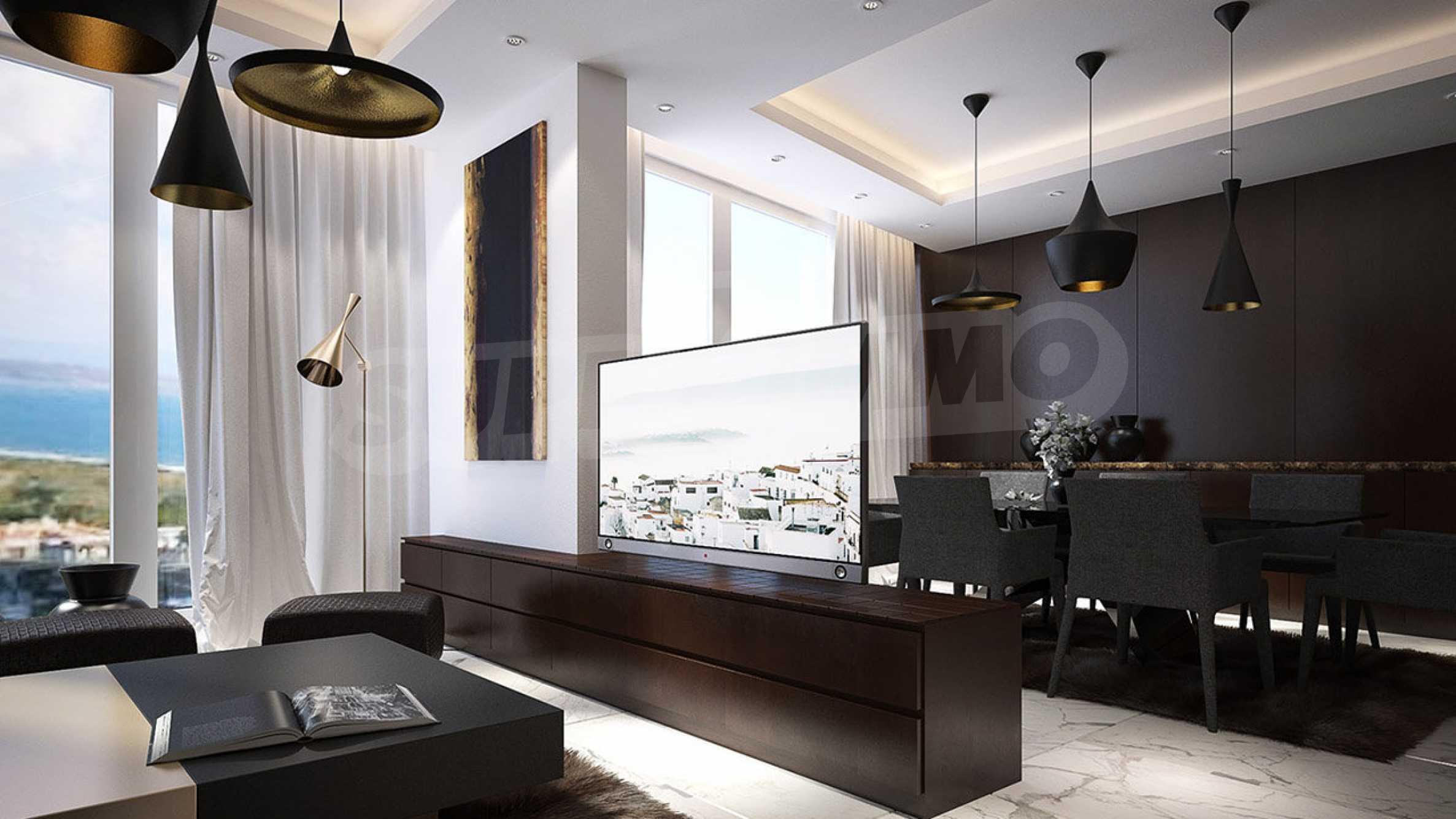 Нова сграда с луксозни апартаменти в гр. Бургас 42