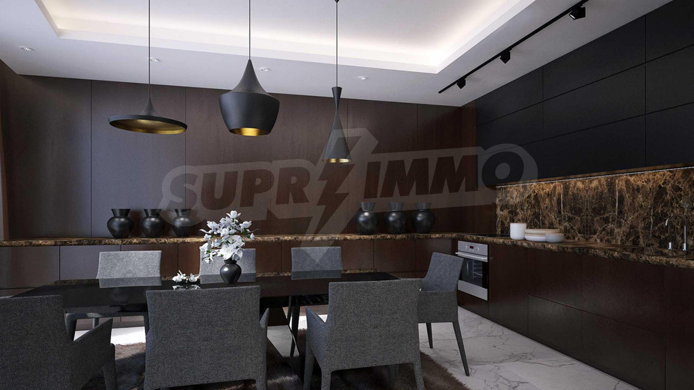Нова сграда с луксозни апартаменти в гр. Бургас 43