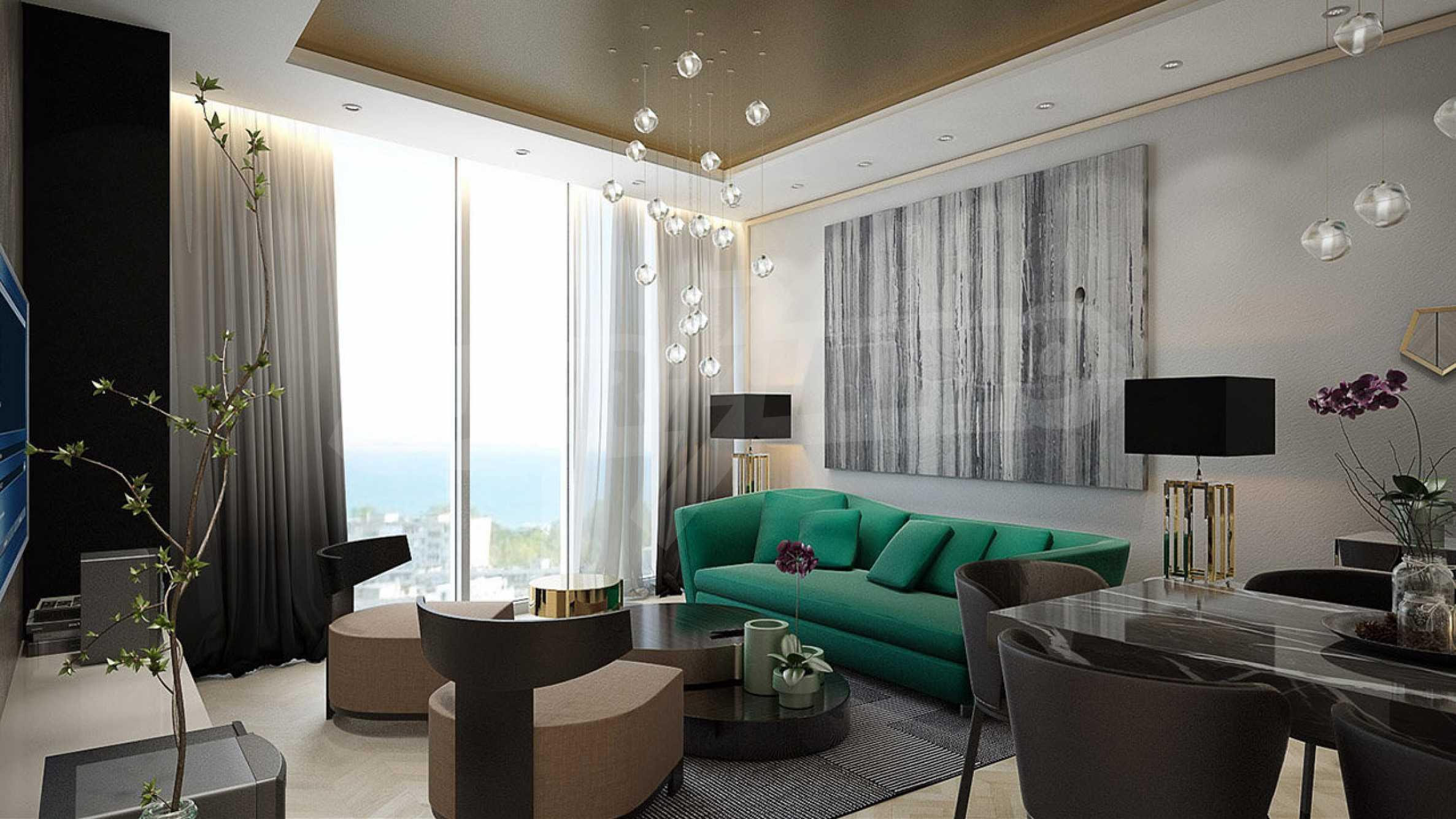 Нова сграда с луксозни апартаменти в гр. Бургас 44