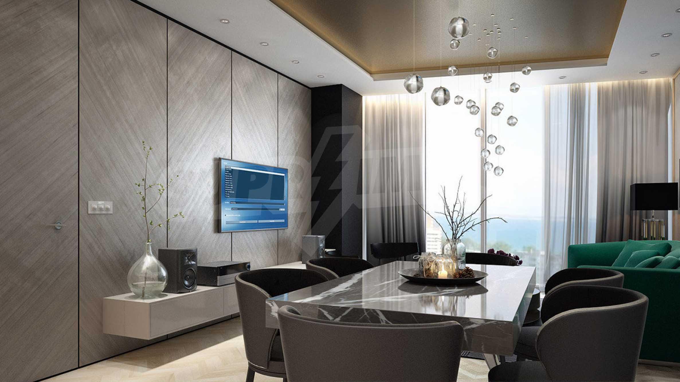Нова сграда с луксозни апартаменти в гр. Бургас 45