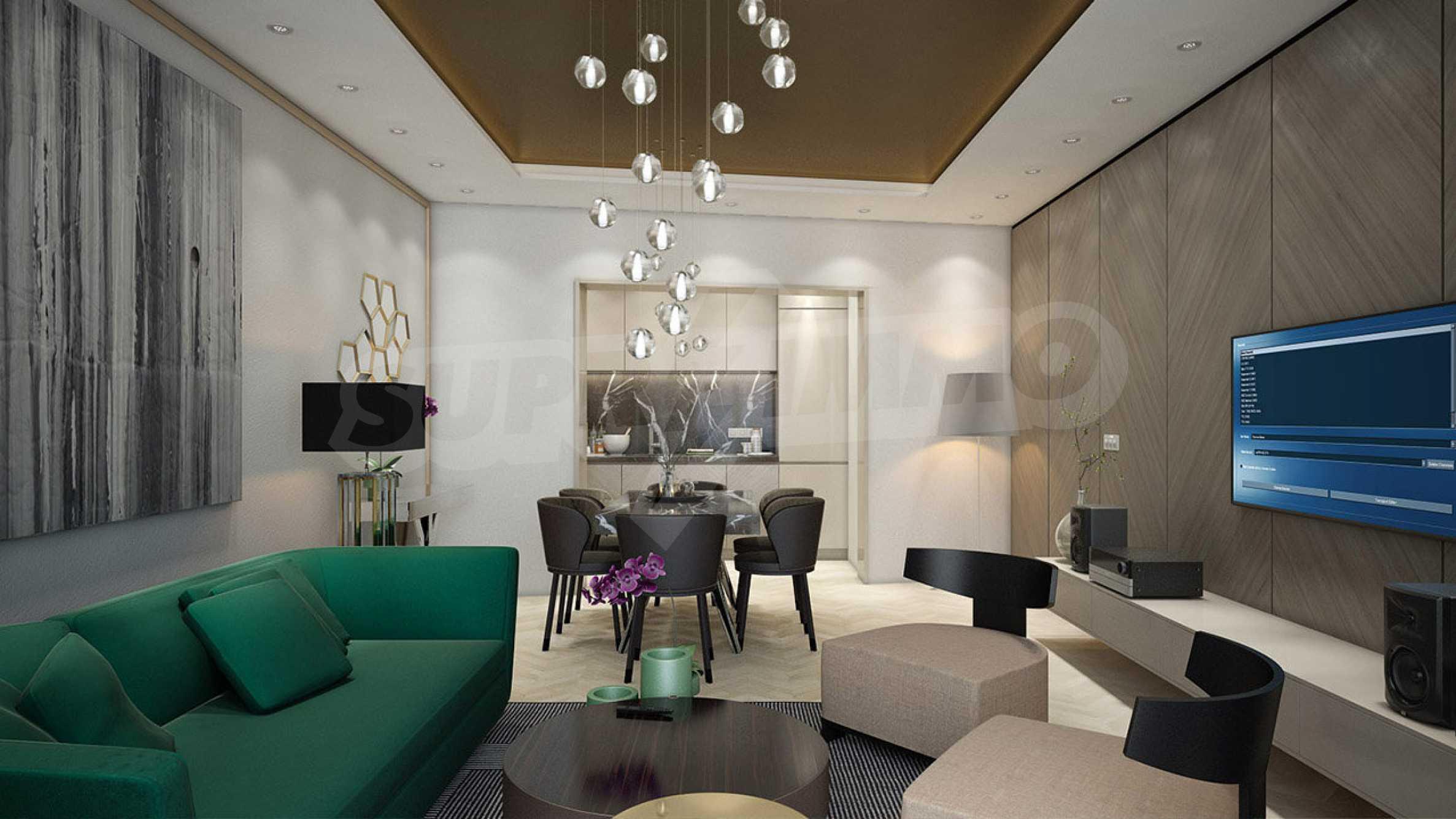 Нова сграда с луксозни апартаменти в гр. Бургас 46