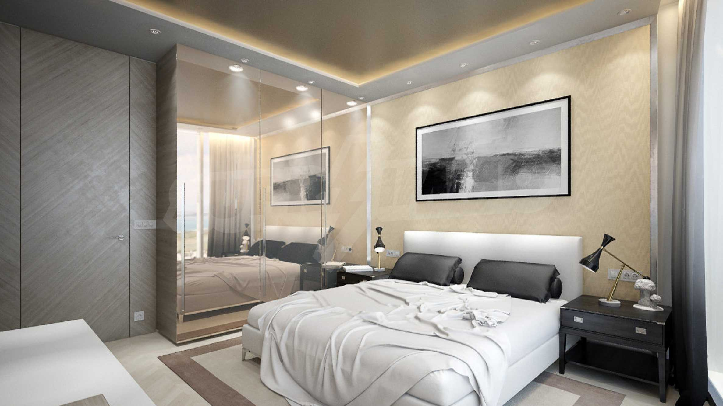 Нова сграда с луксозни апартаменти в гр. Бургас 53
