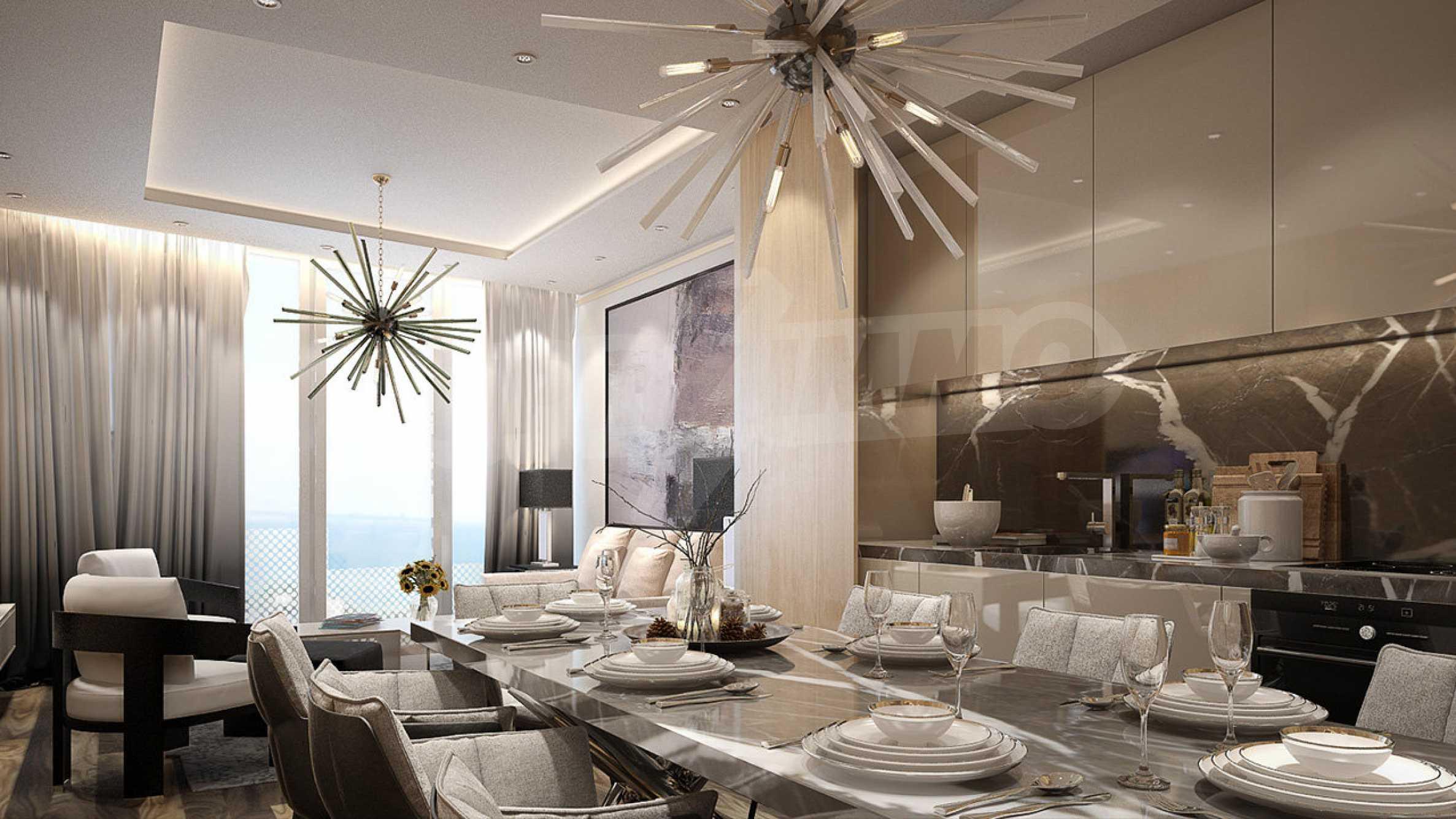 Нова сграда с луксозни апартаменти в гр. Бургас 54
