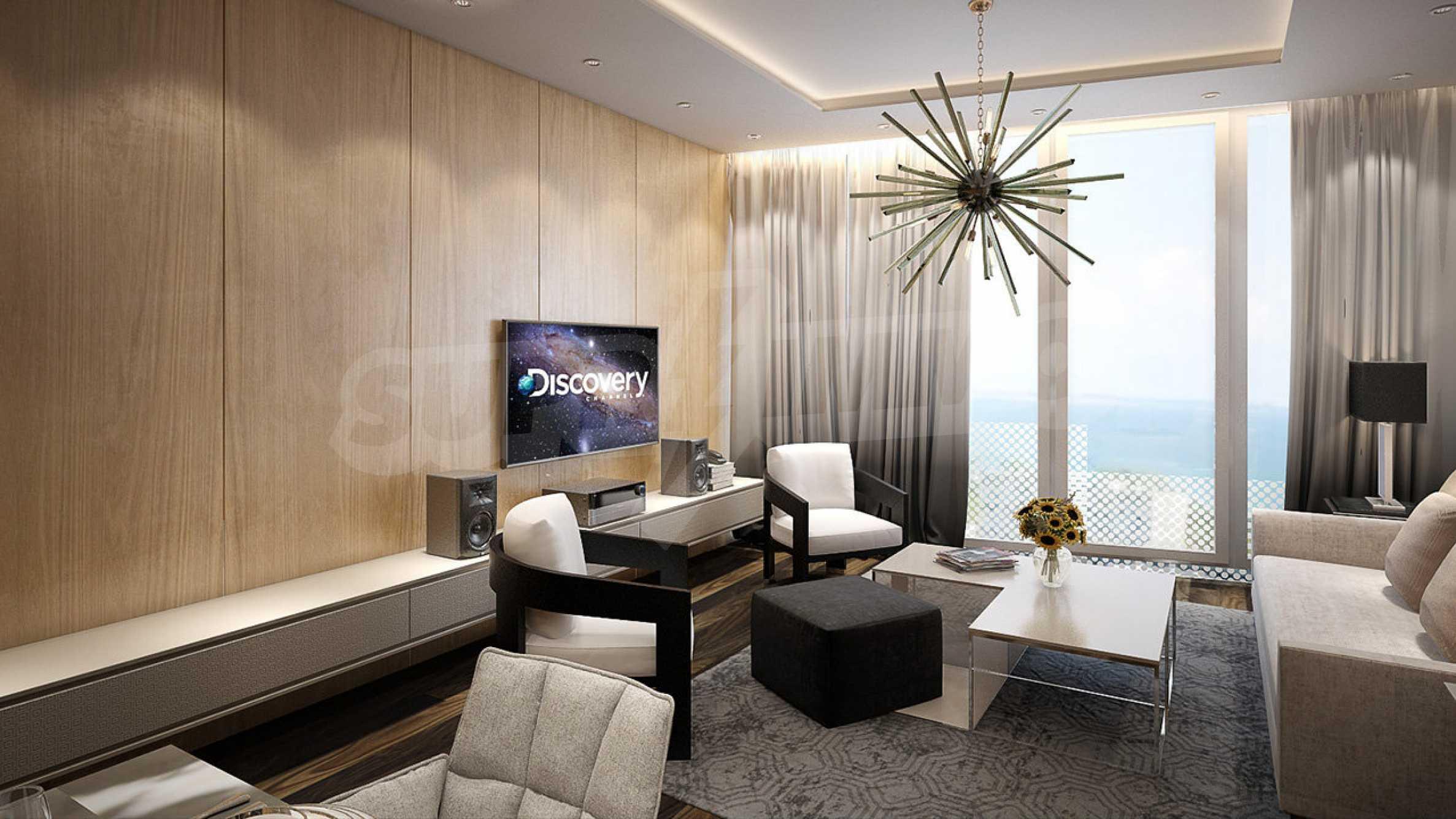 Нова сграда с луксозни апартаменти в гр. Бургас 56