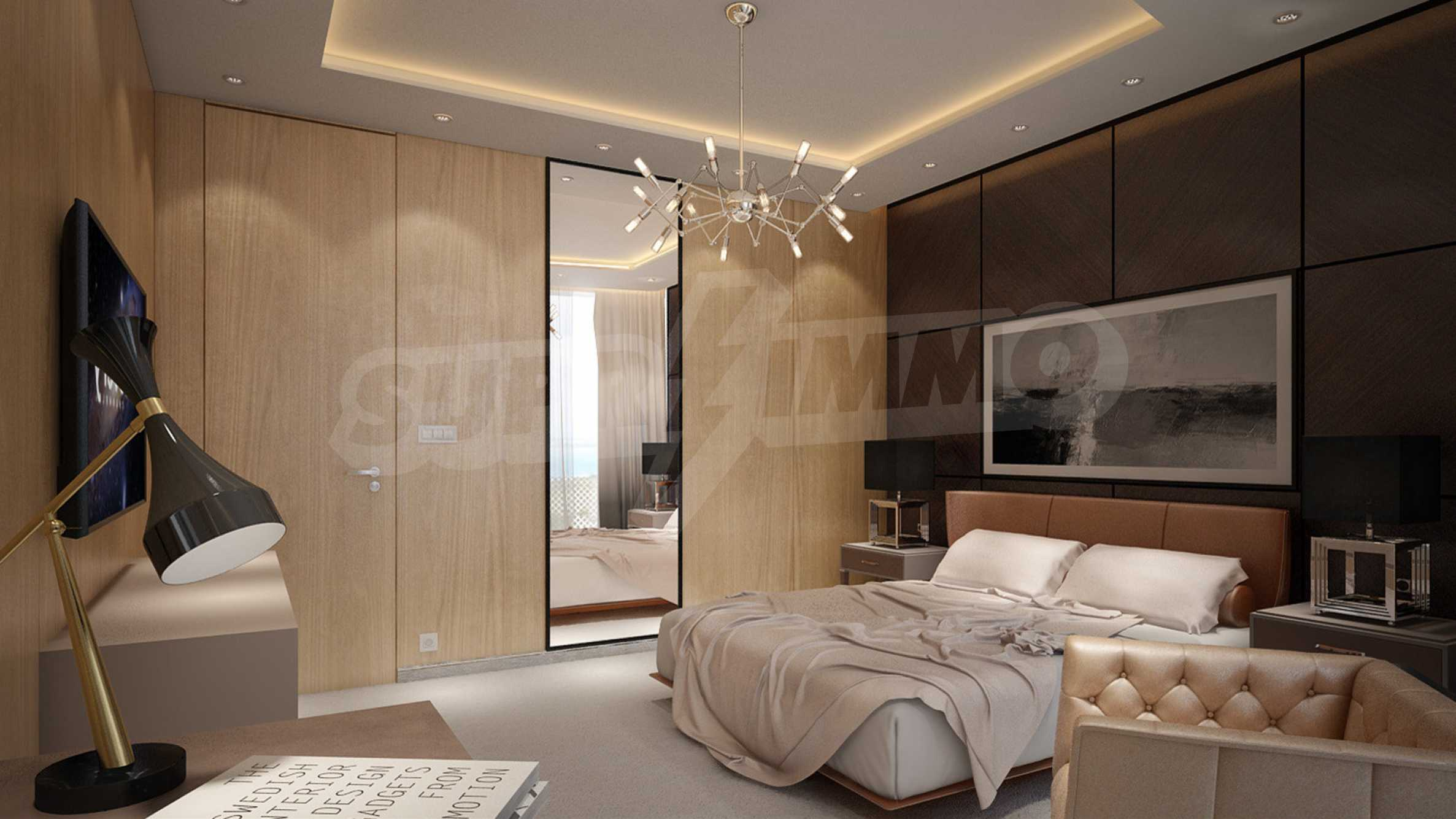 Нова сграда с луксозни апартаменти в гр. Бургас 58