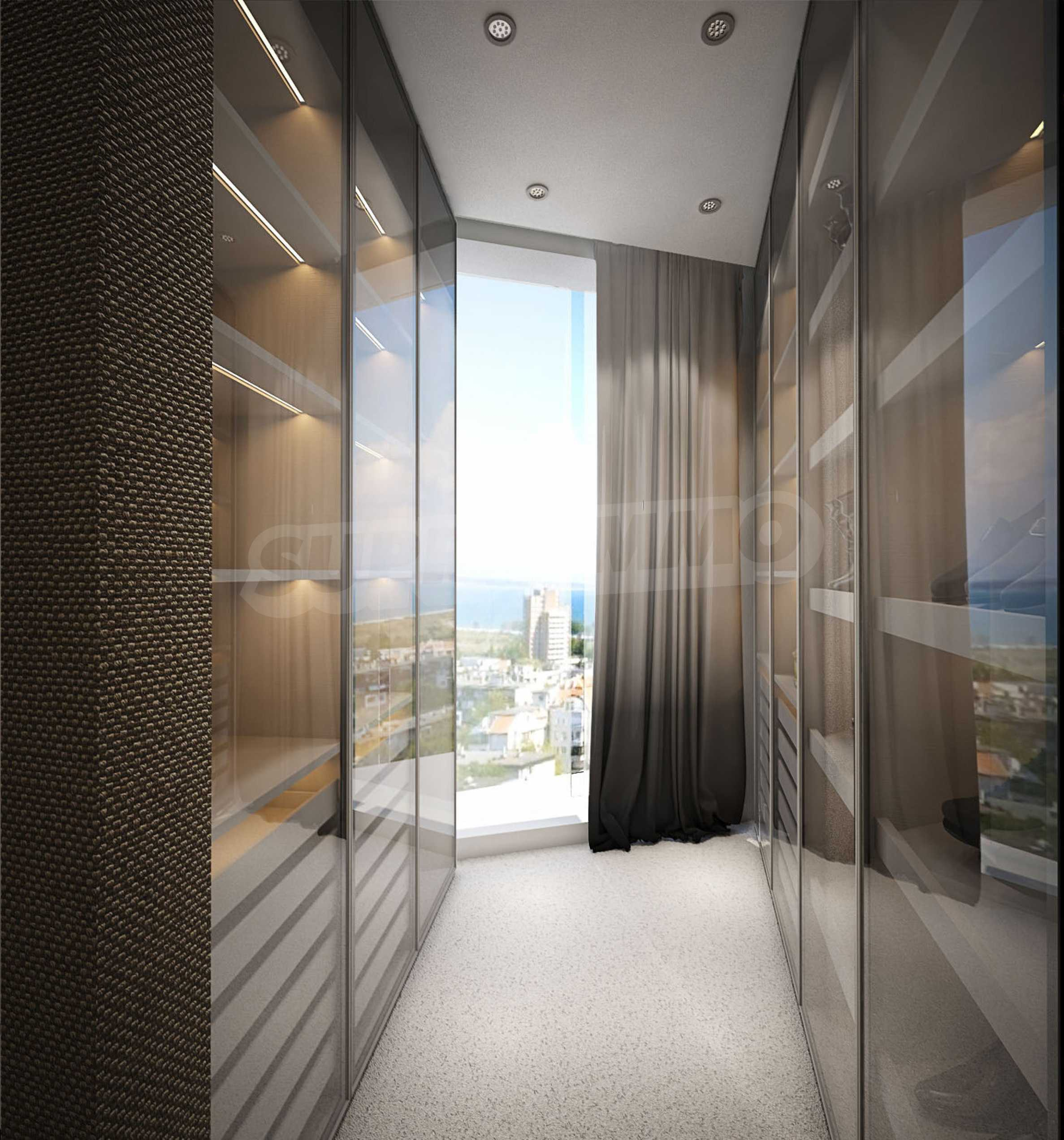 Нова сграда с луксозни апартаменти в гр. Бургас 64