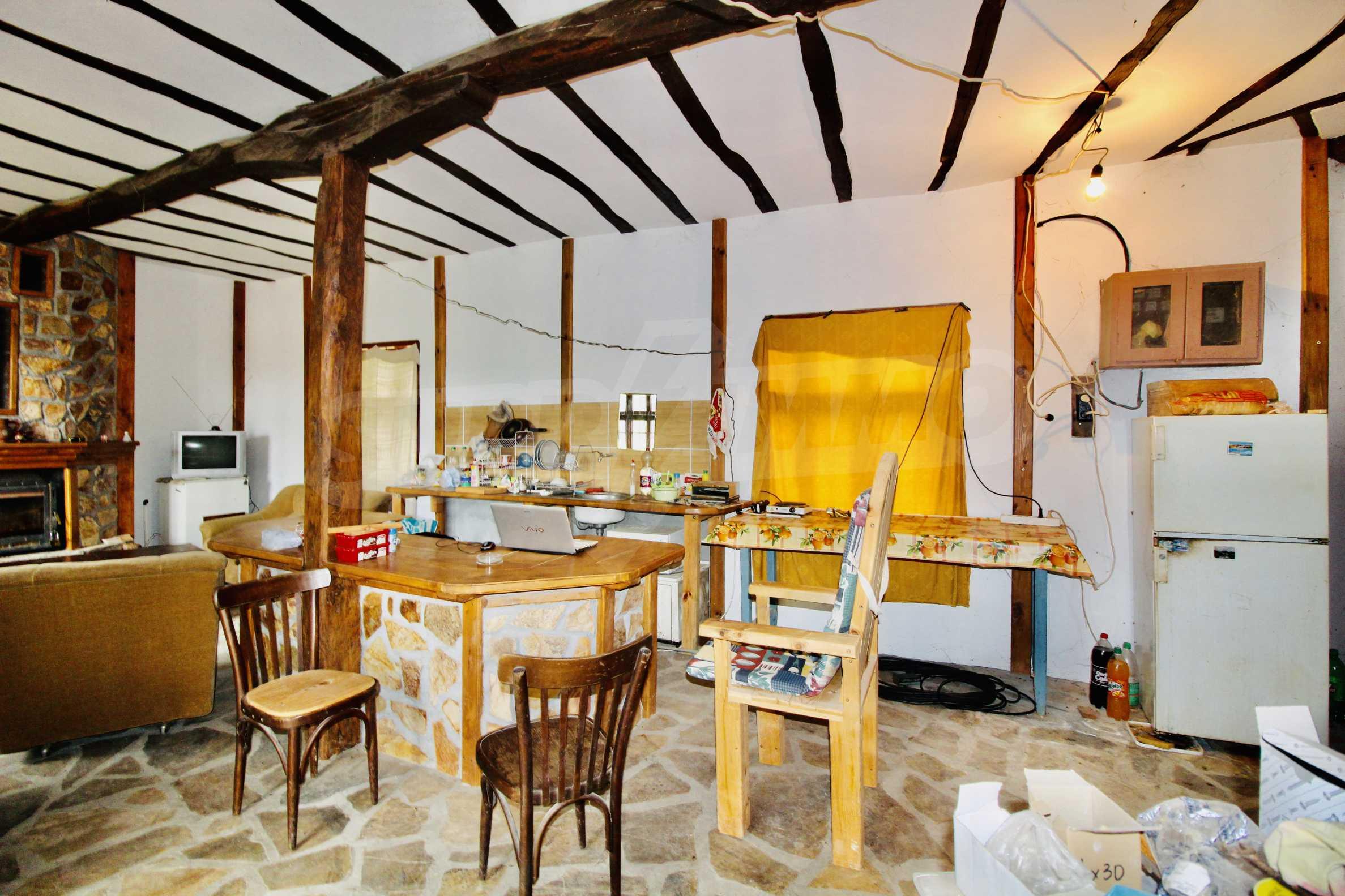 Реновирана къща в село на 45  км от Велико Търново 17