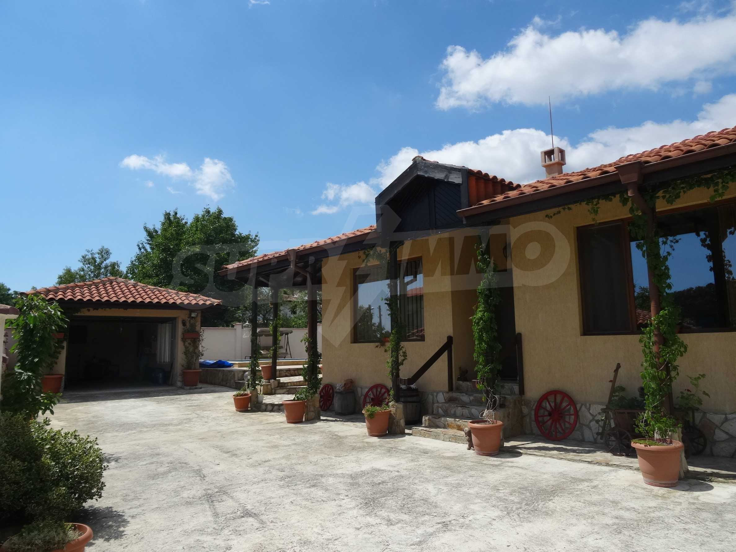Прекрасна къща близо до Варна 17