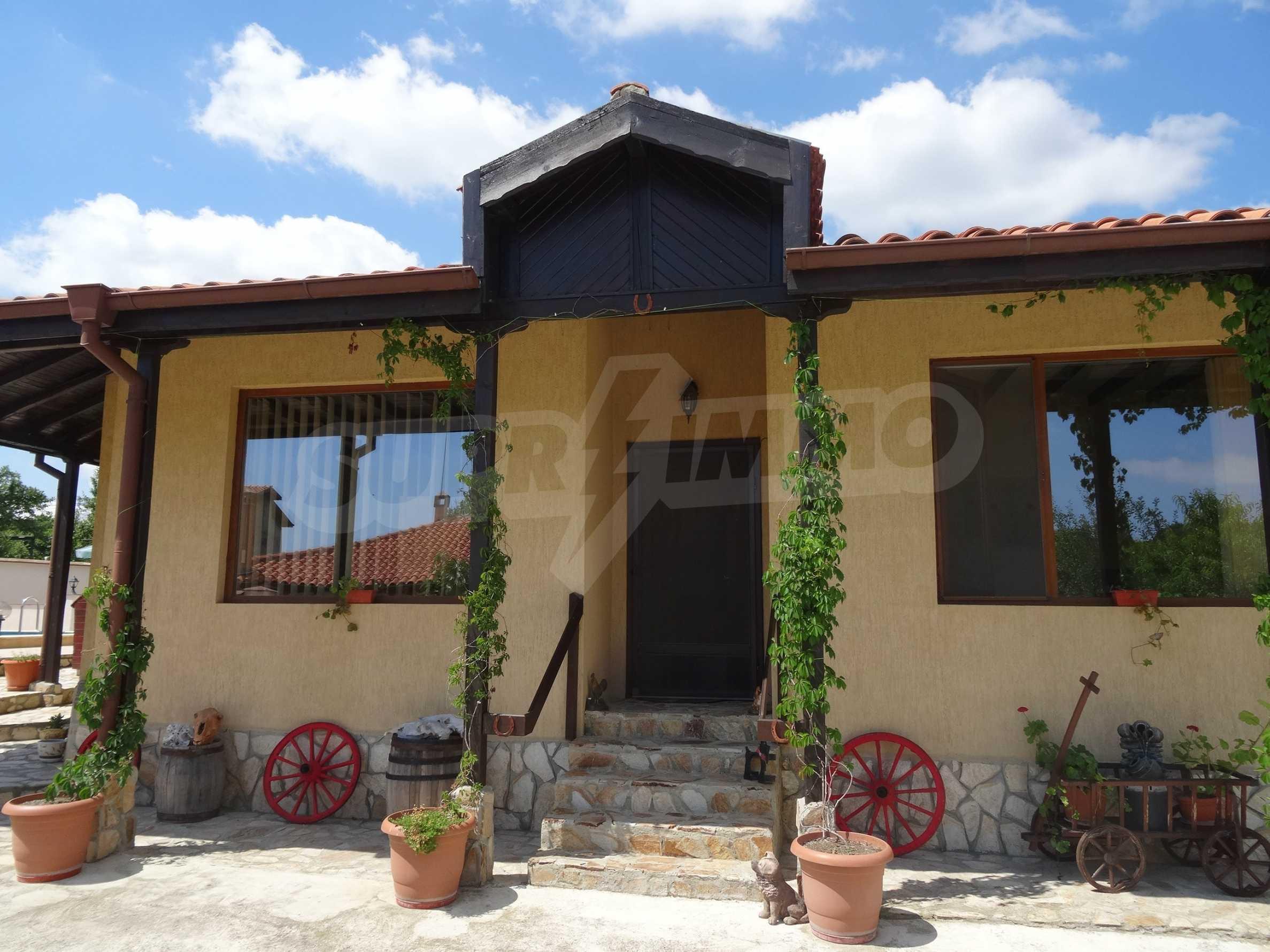Прекрасна къща близо до Варна 27
