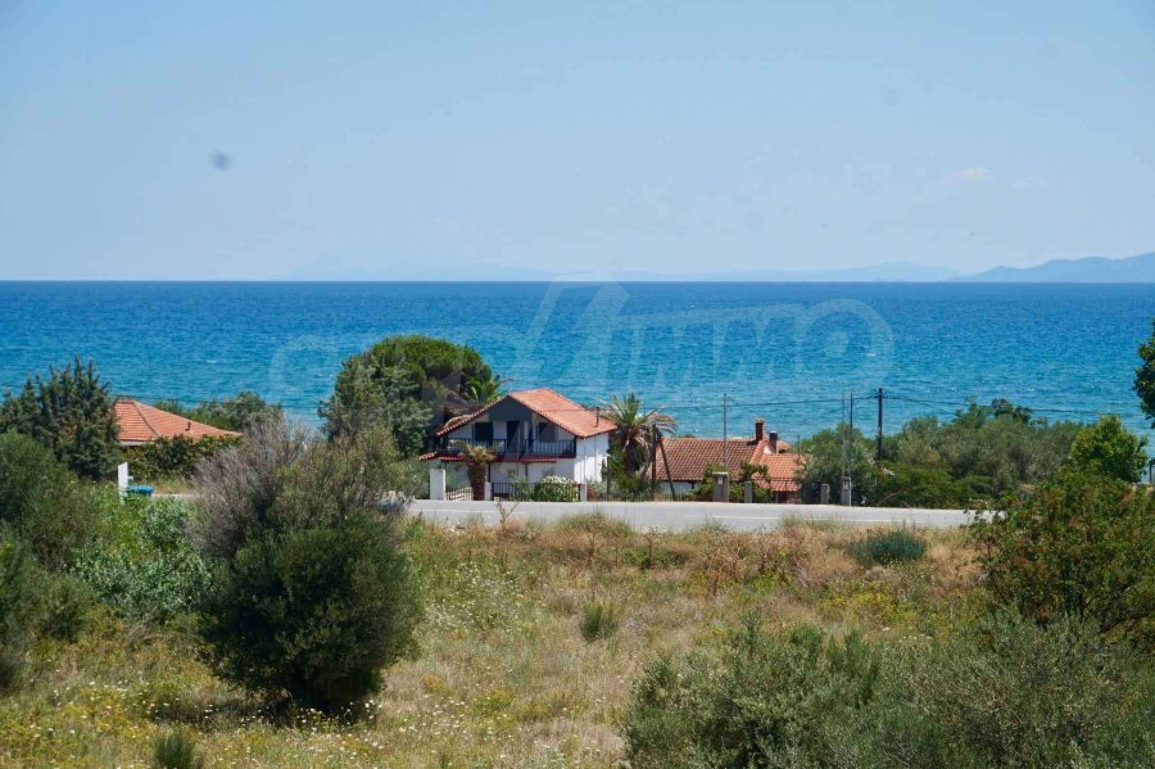 Къща с пет спални и панорамна гледка към морето 21