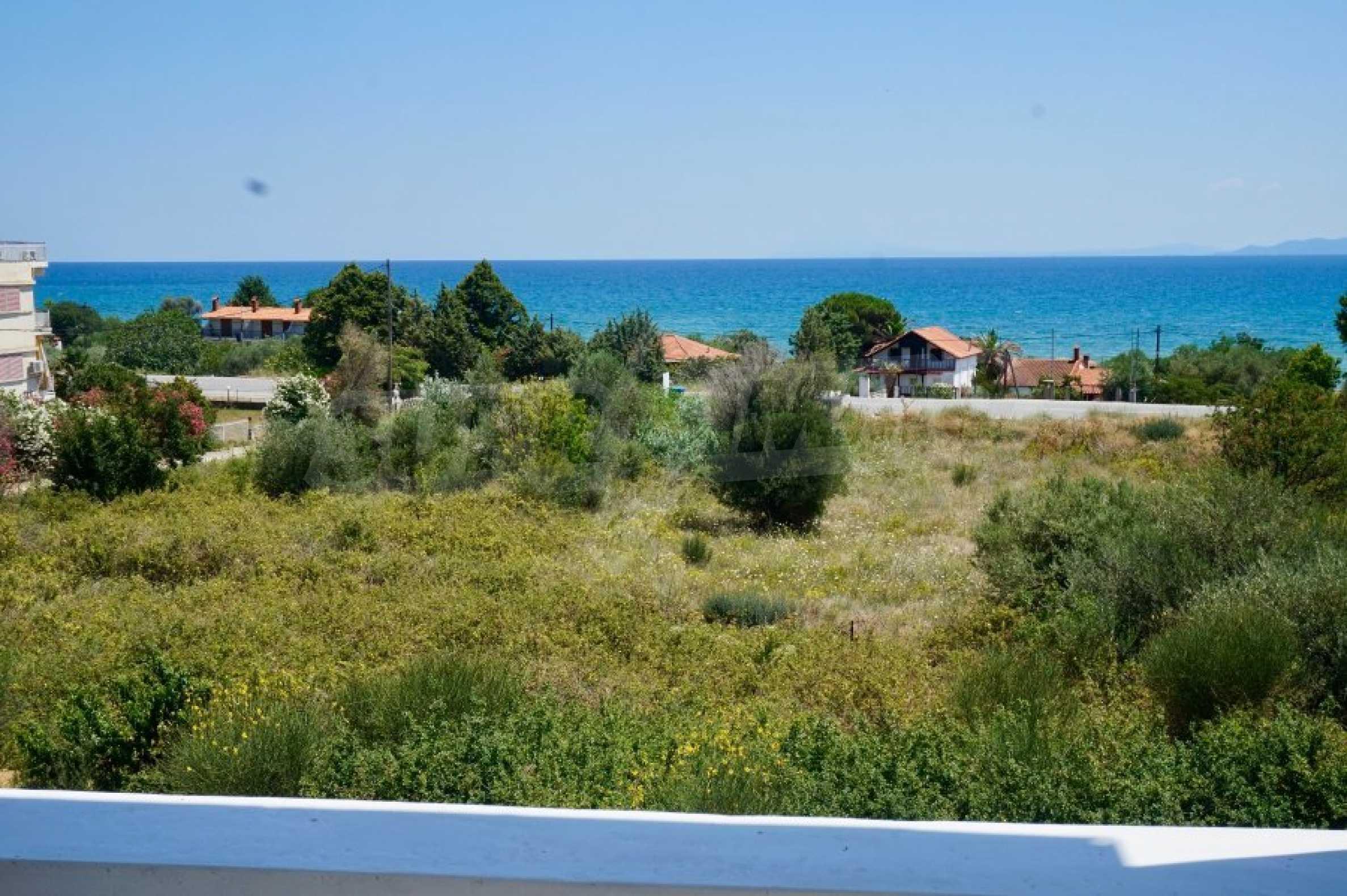 Къща с пет спални и панорамна гледка към морето 37