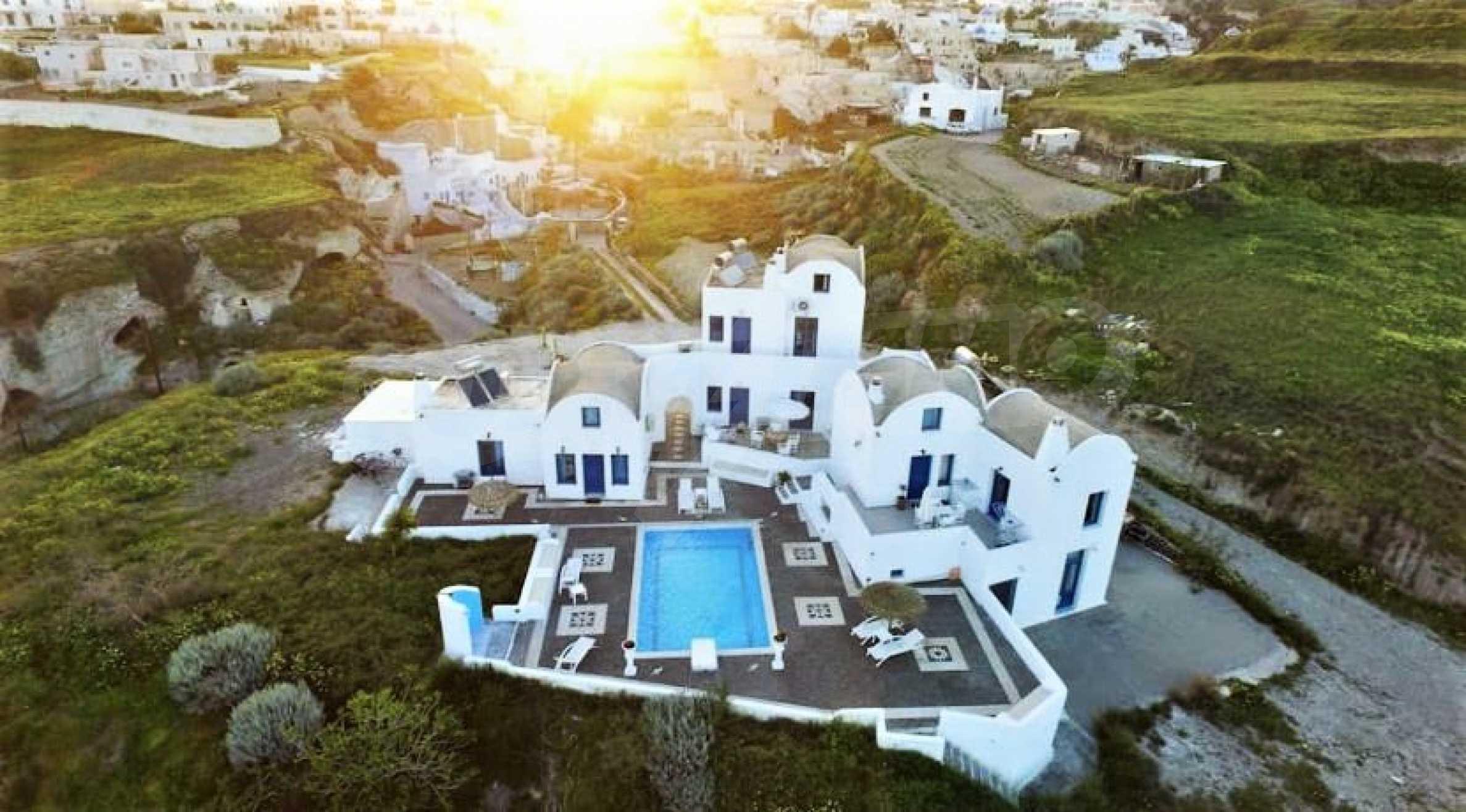 Идеална инвестиционна възможност на остров Санторини