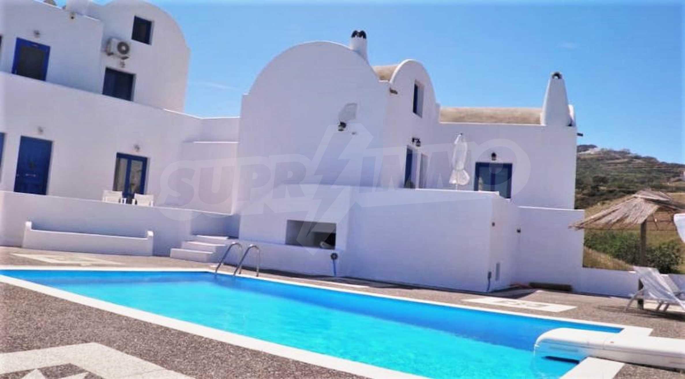 Идеална инвестиционна възможност на остров Санторини 2