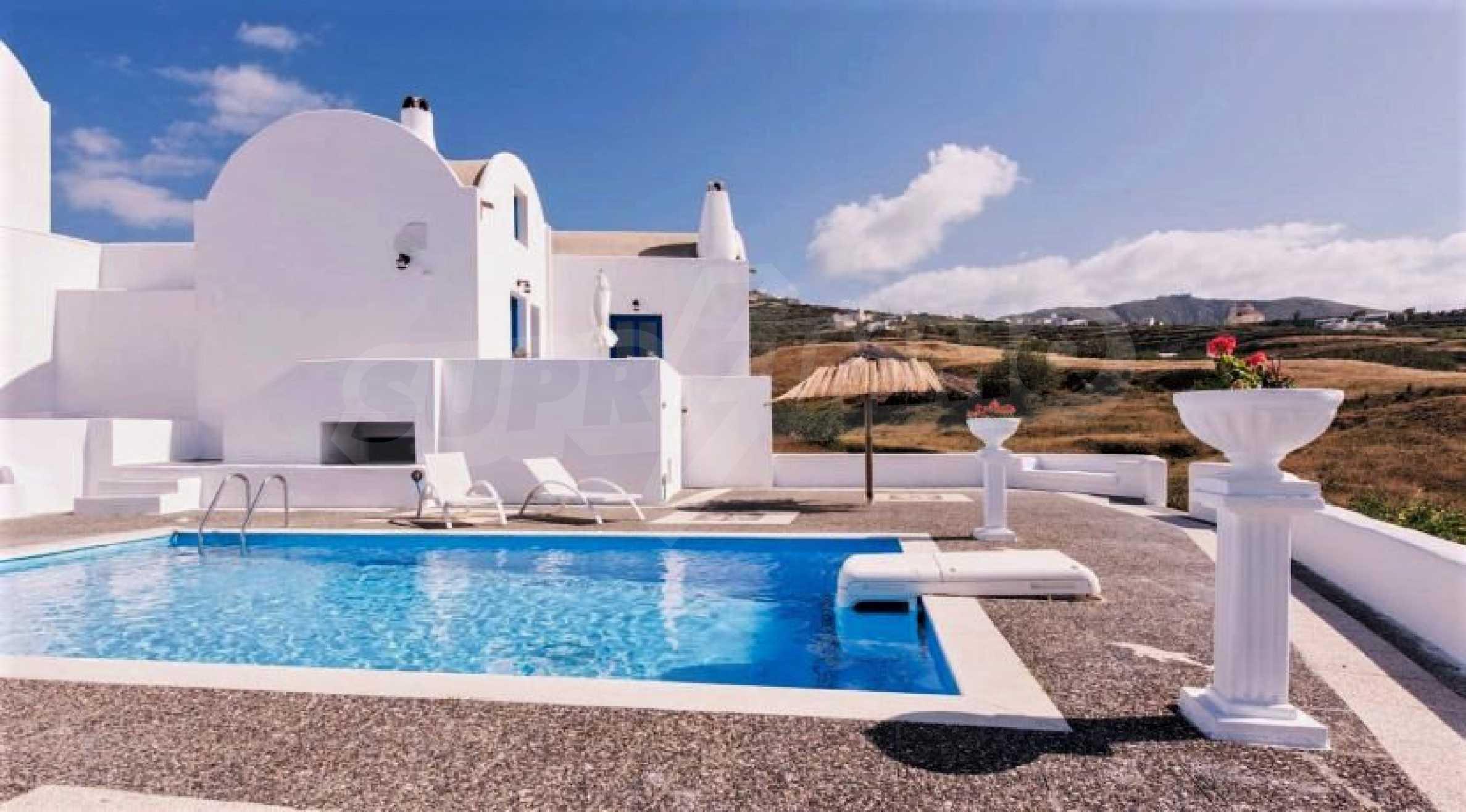 Идеална инвестиционна възможност на остров Санторини 3