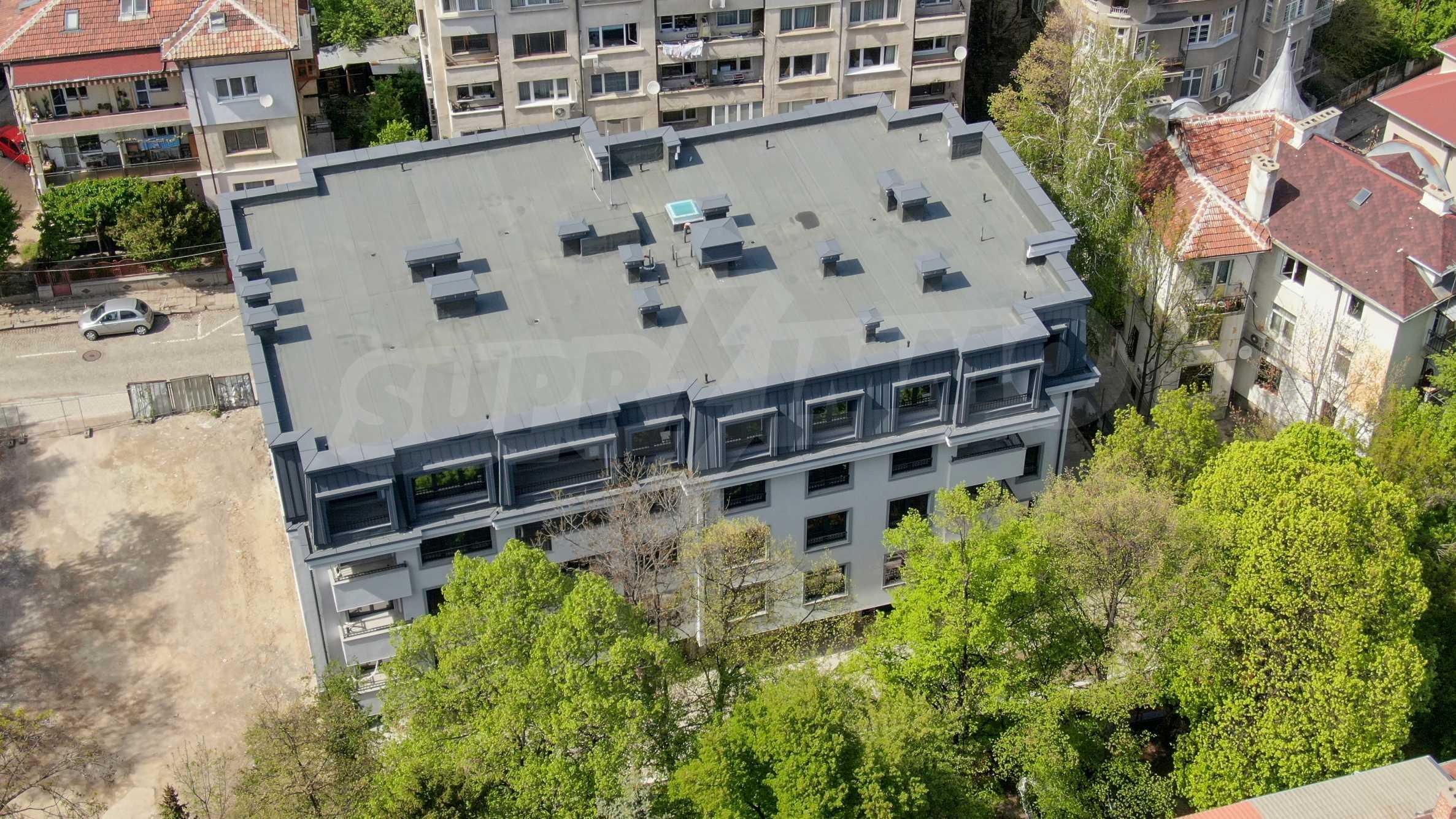 Бутикова сграда в най-комуникативната и зелена част на кв. Лозенец  3