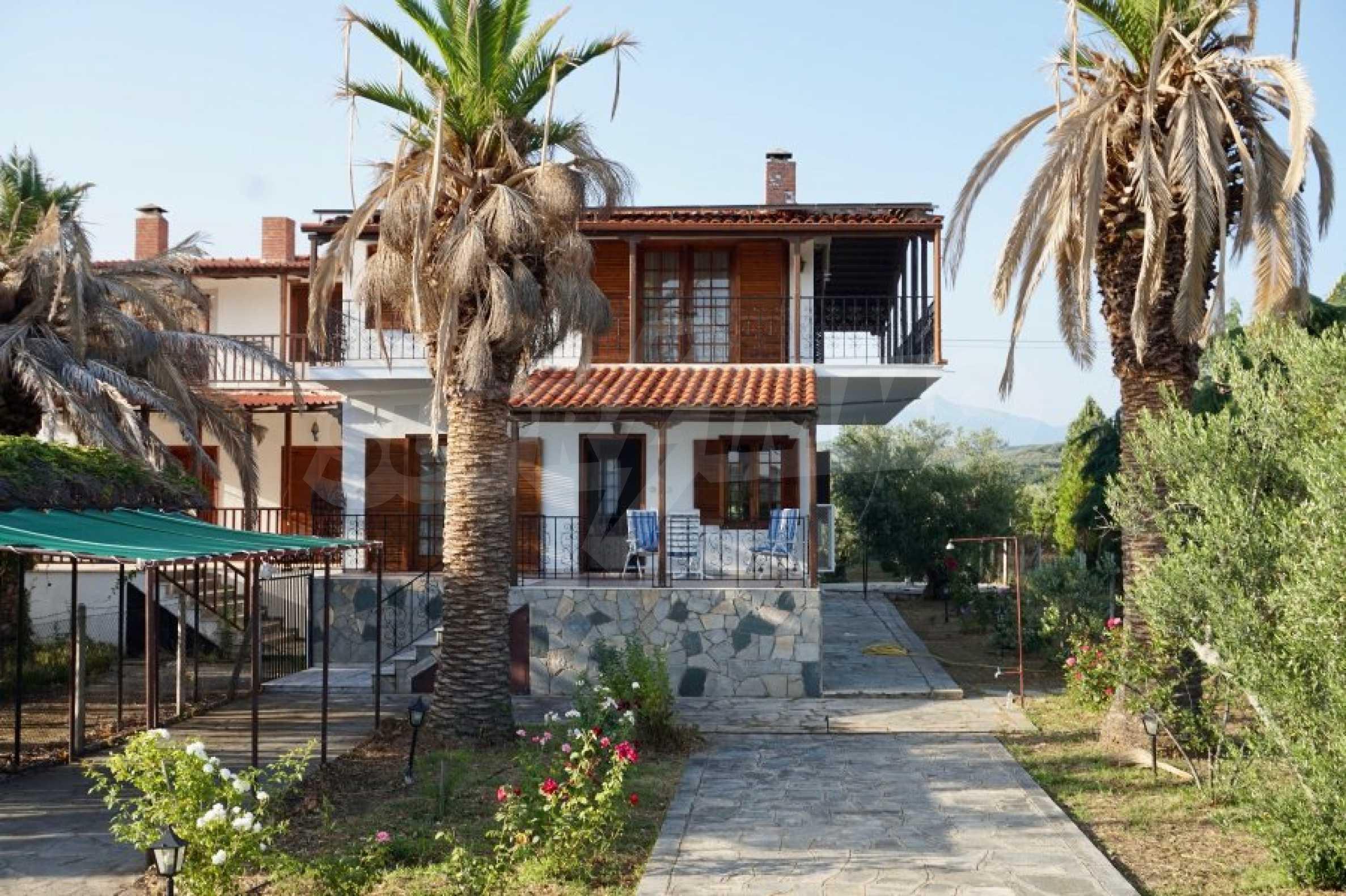 Къща на пешеходно разстояние от морето  1