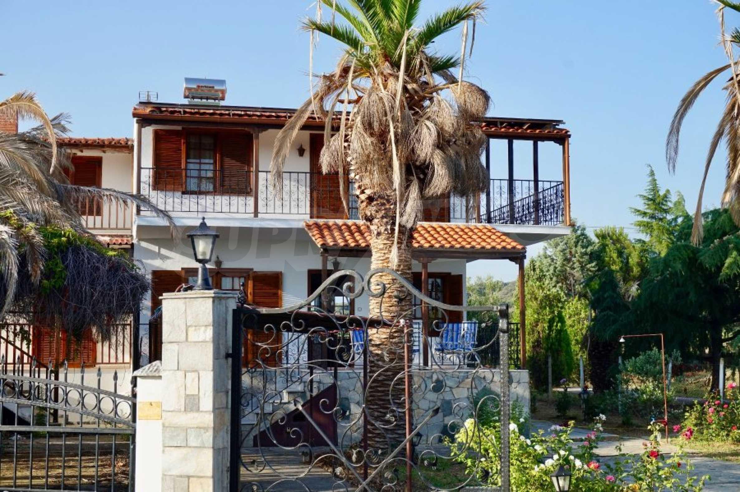 Къща на пешеходно разстояние от морето  33