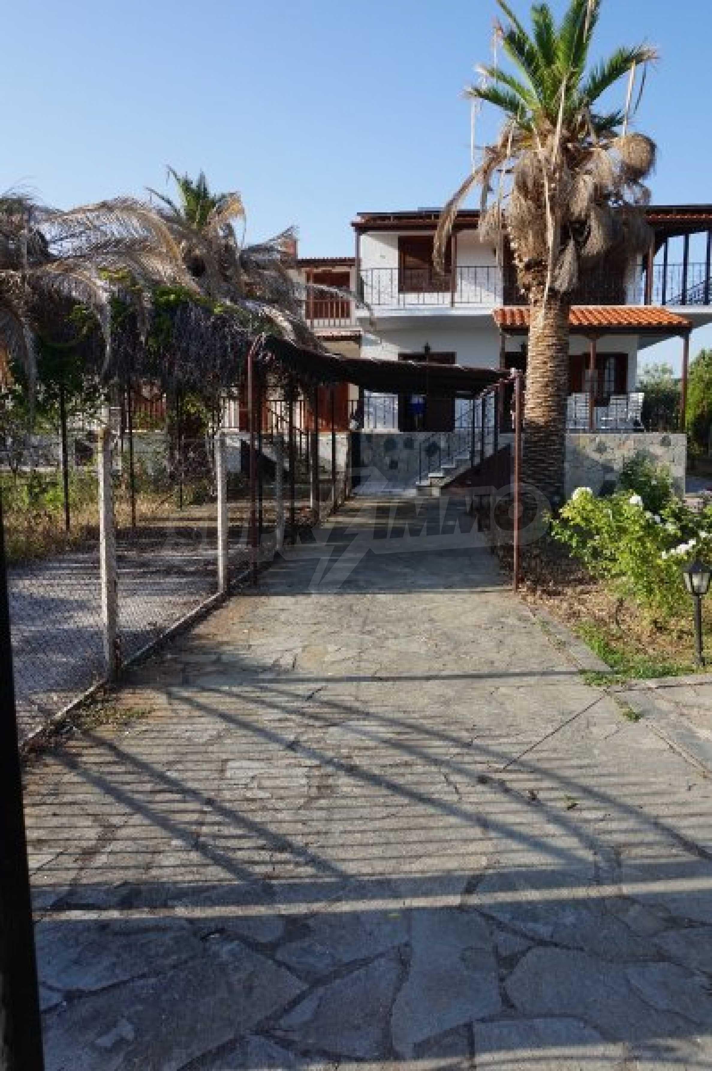 Къща на пешеходно разстояние от морето  39